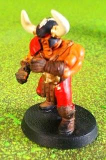 Blood Bowl, Norse