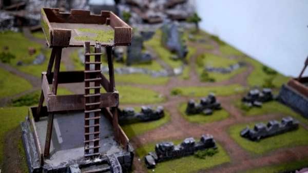 Game Table, Warhammer Fantasy