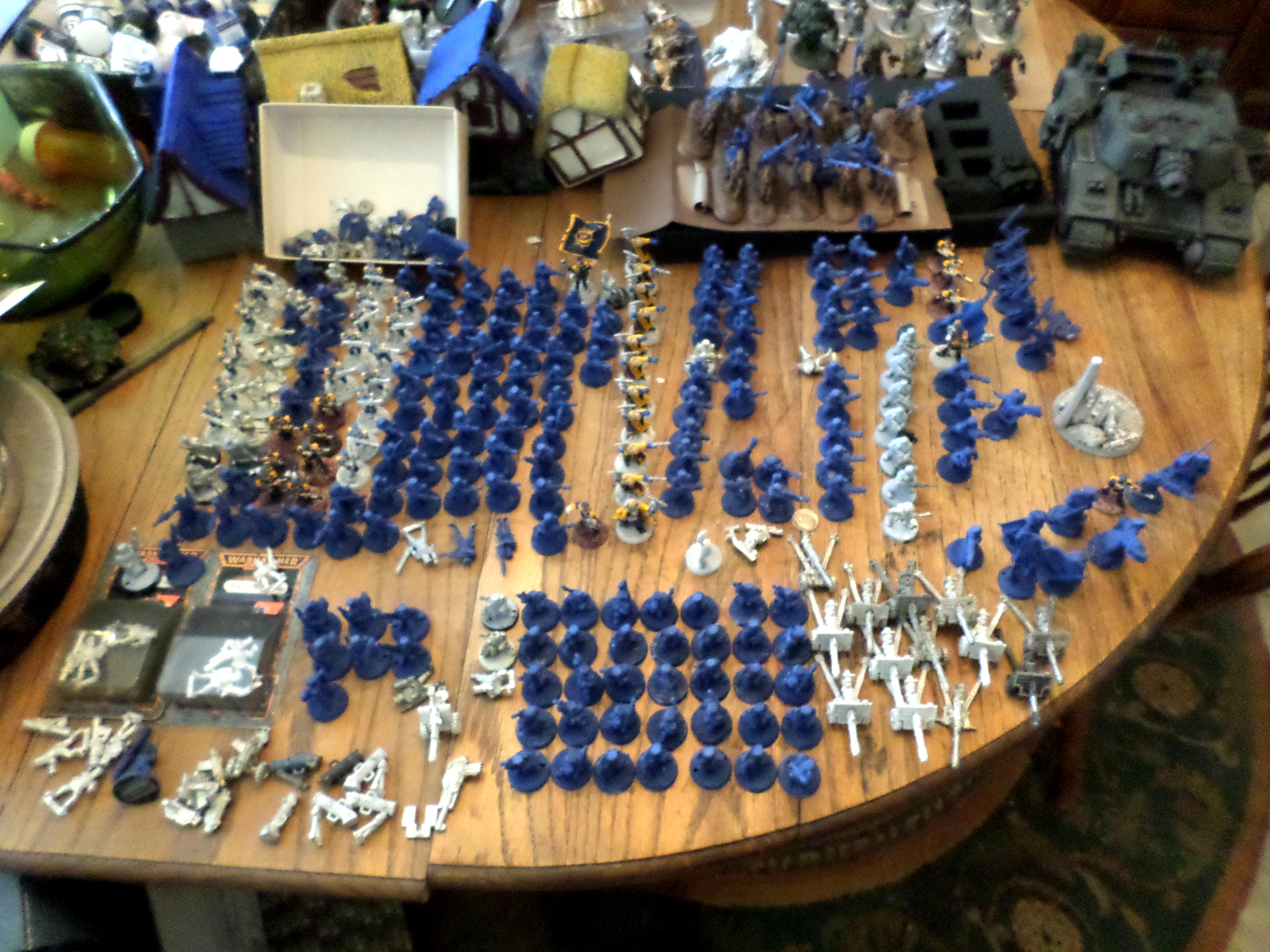Build, Classic, Conversion, Games Workshop, Imperial Guard, Mordian, Mordian Iron Guard, Painting, Project, Warhammer 40,000, Warhammer Fantasy