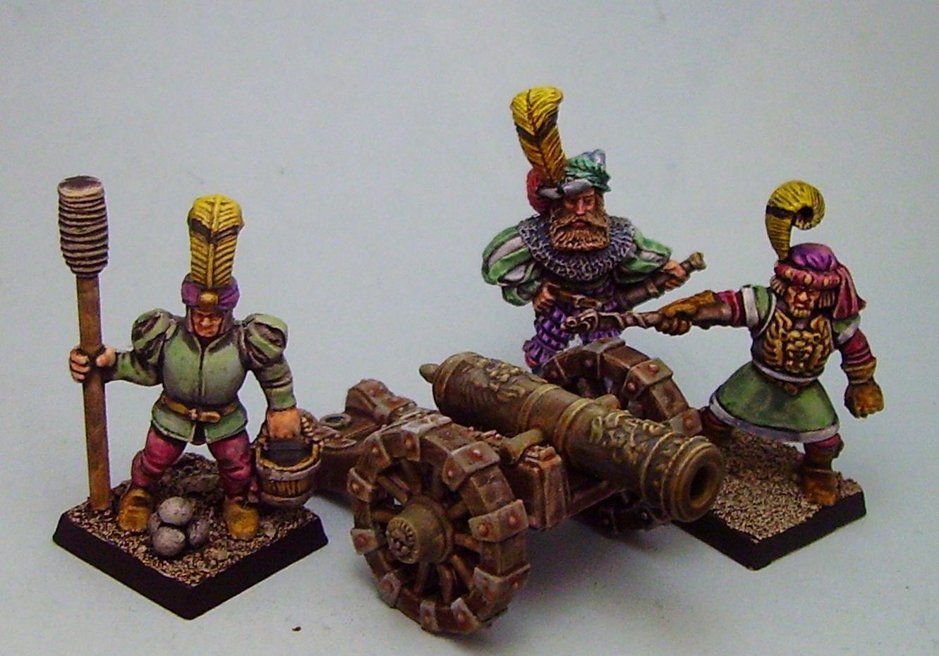 Cannon, Empire, Warhammer Fantasy Battles