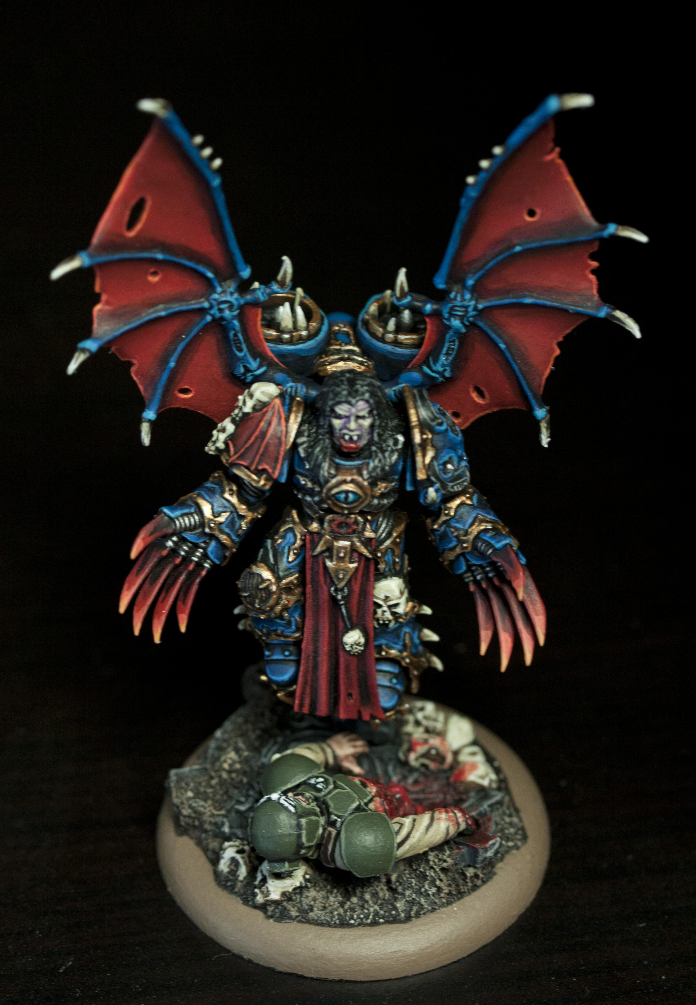 Ave Dominus Nox, Chaos, Chaos Space Marines, Night Lords, Raptors