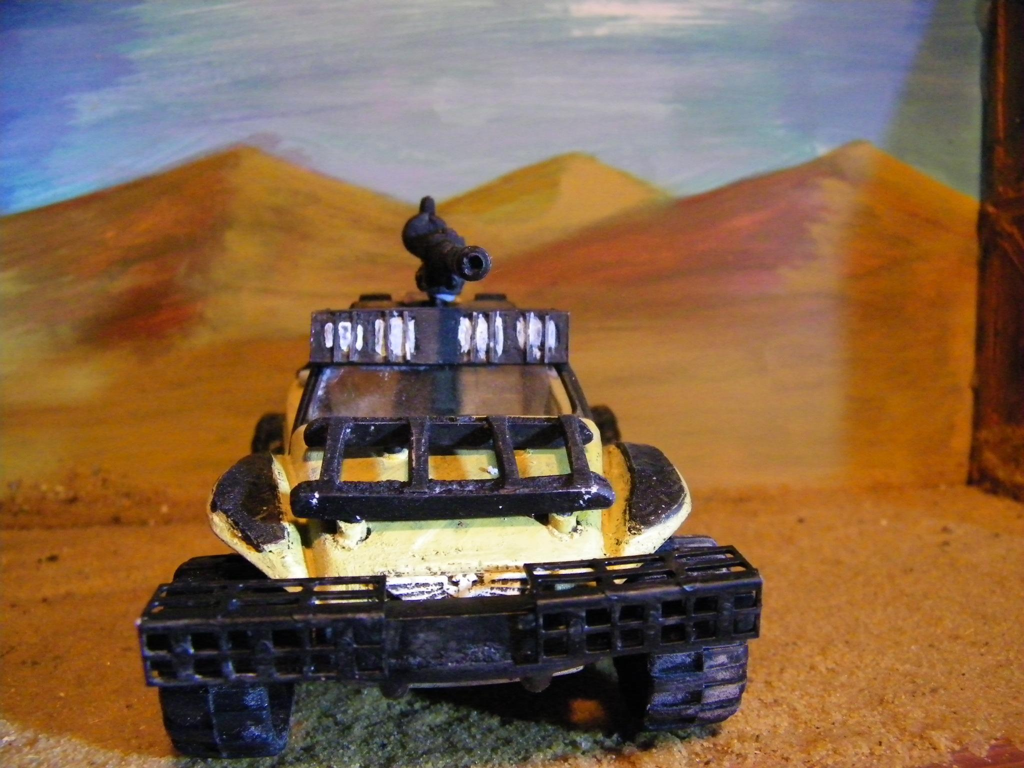 Buggy, Desert, Imperial Guard