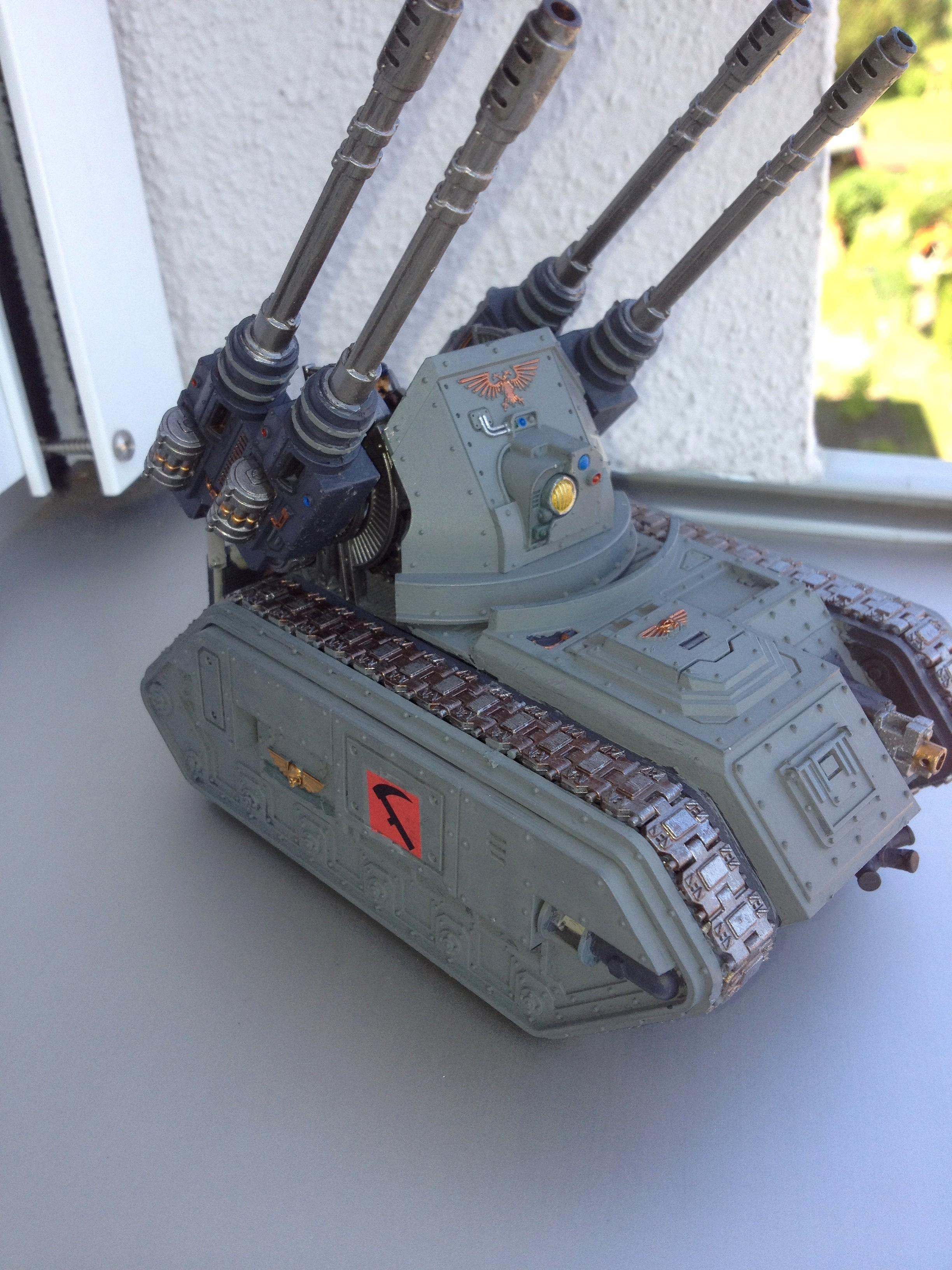 Hydra, Imperial Guard, Warhammer 40,000