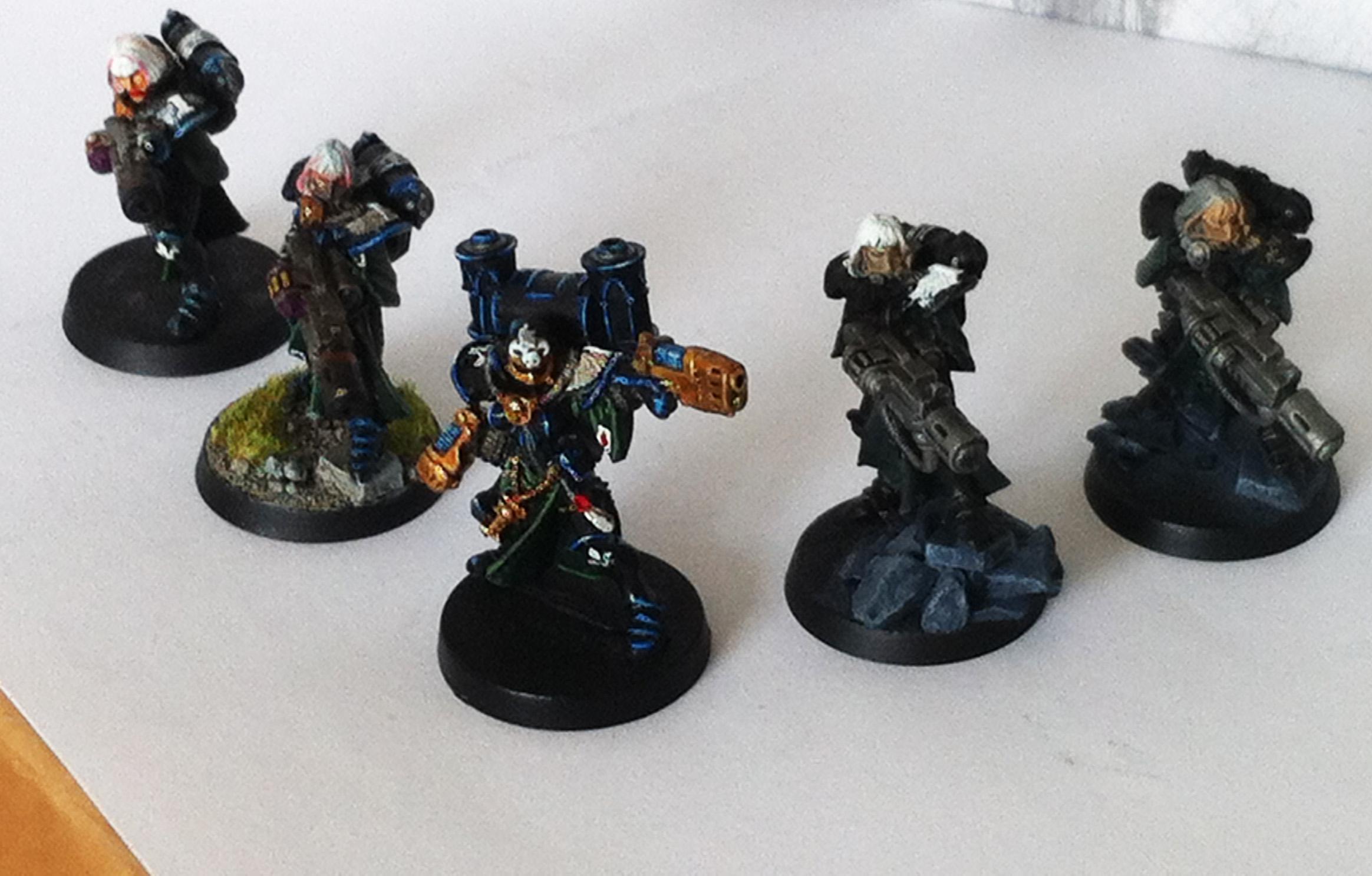 Dominion Squad