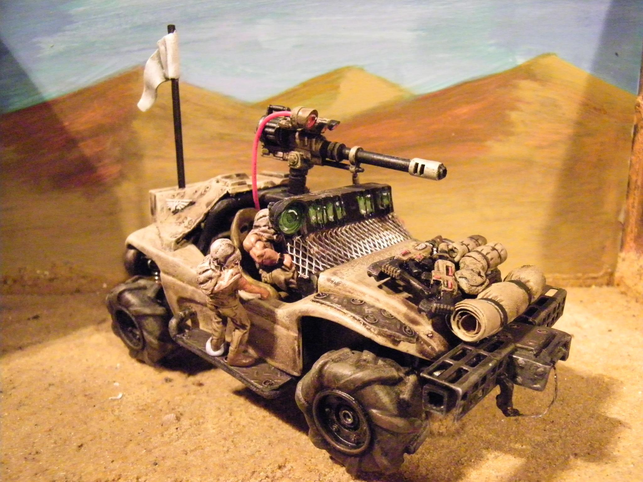 Imperial Guard, Jeep, Land Runner