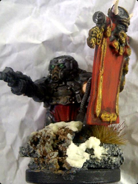 Conversion, Dwarves, Forge Fathers, Kit Bash, Snow, Squats, Warpath, Work In Progress
