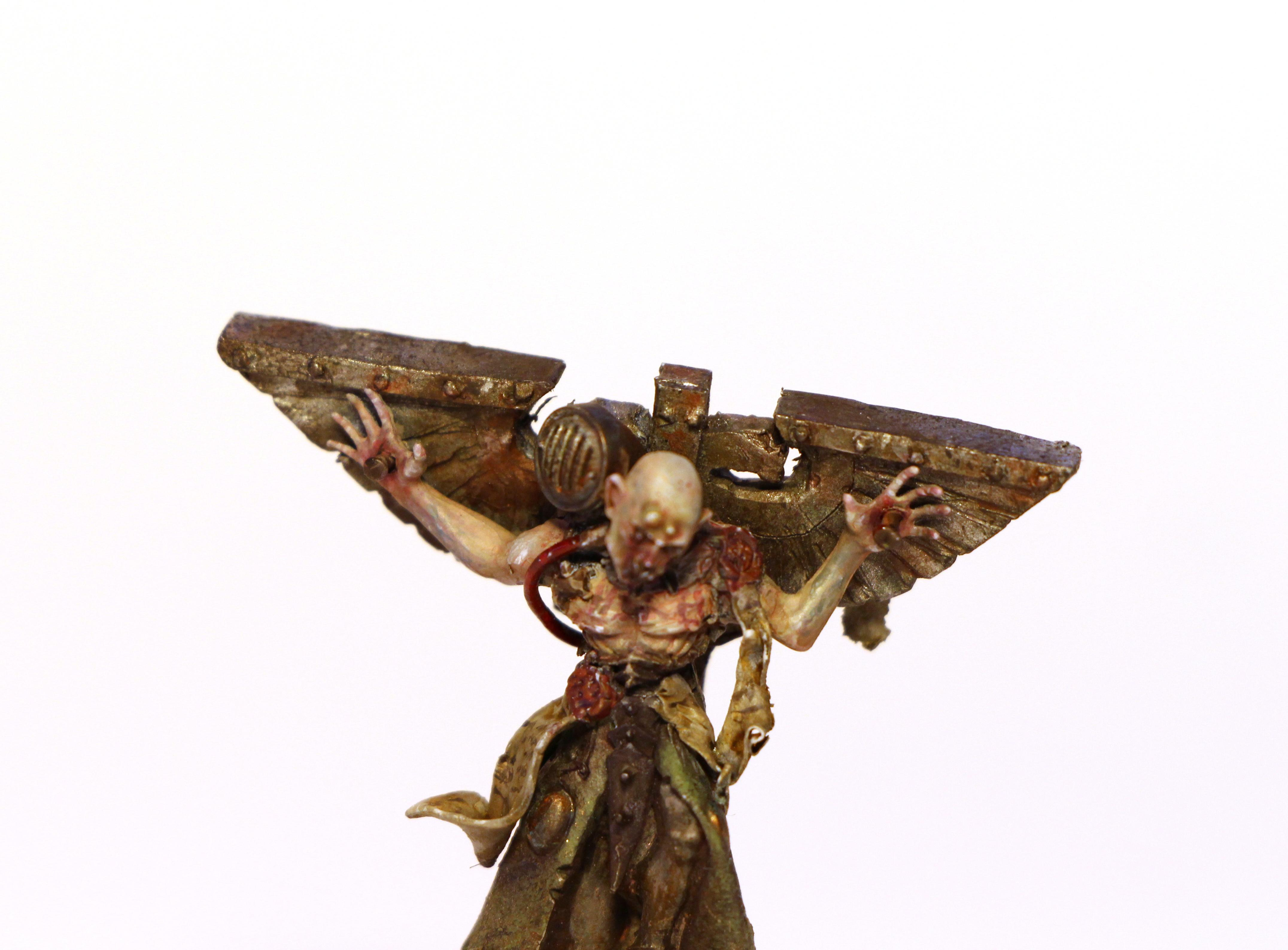 Crucifixion, Inquisition, Psyker