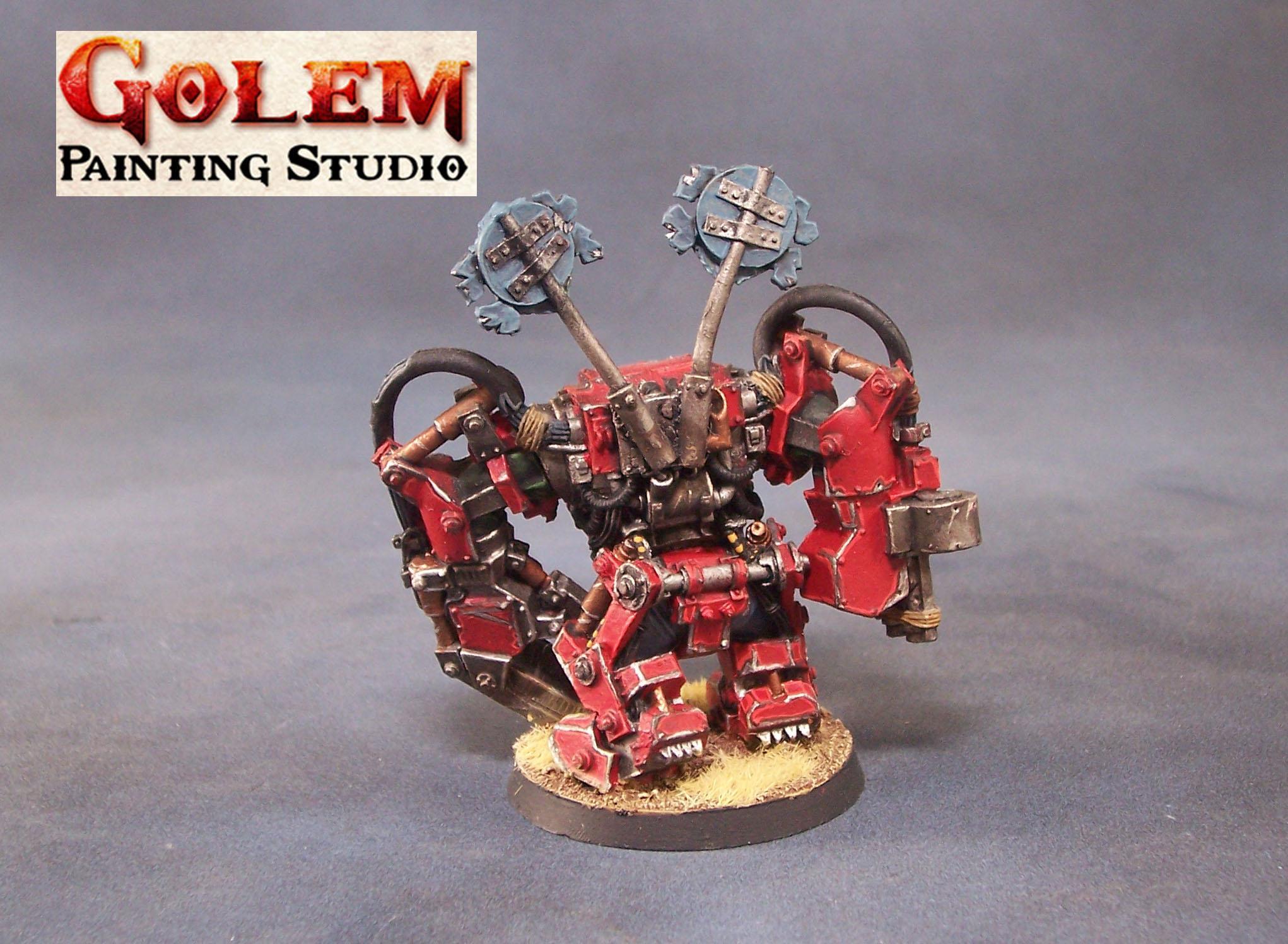 Golem - Warboss 3