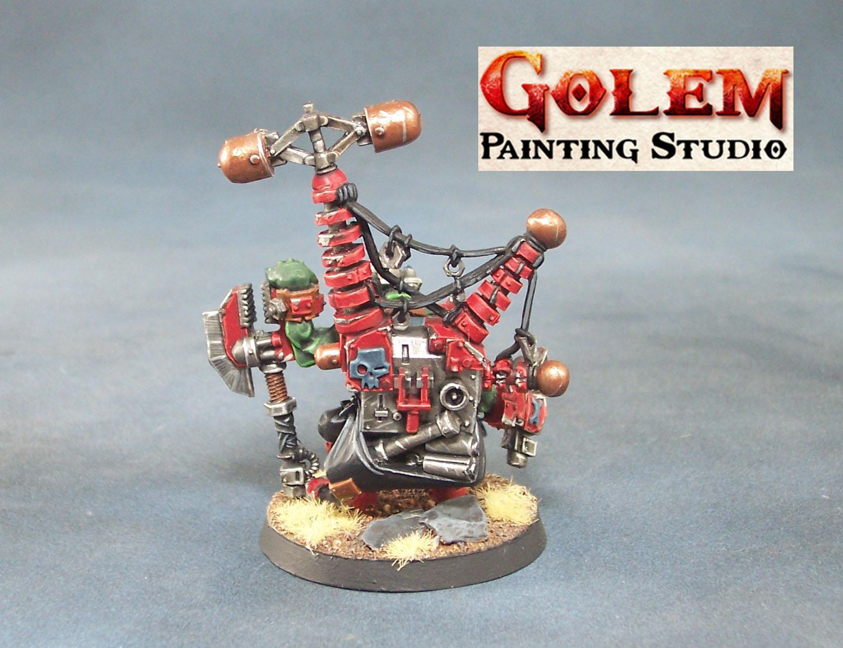 Golem - Mek 1
