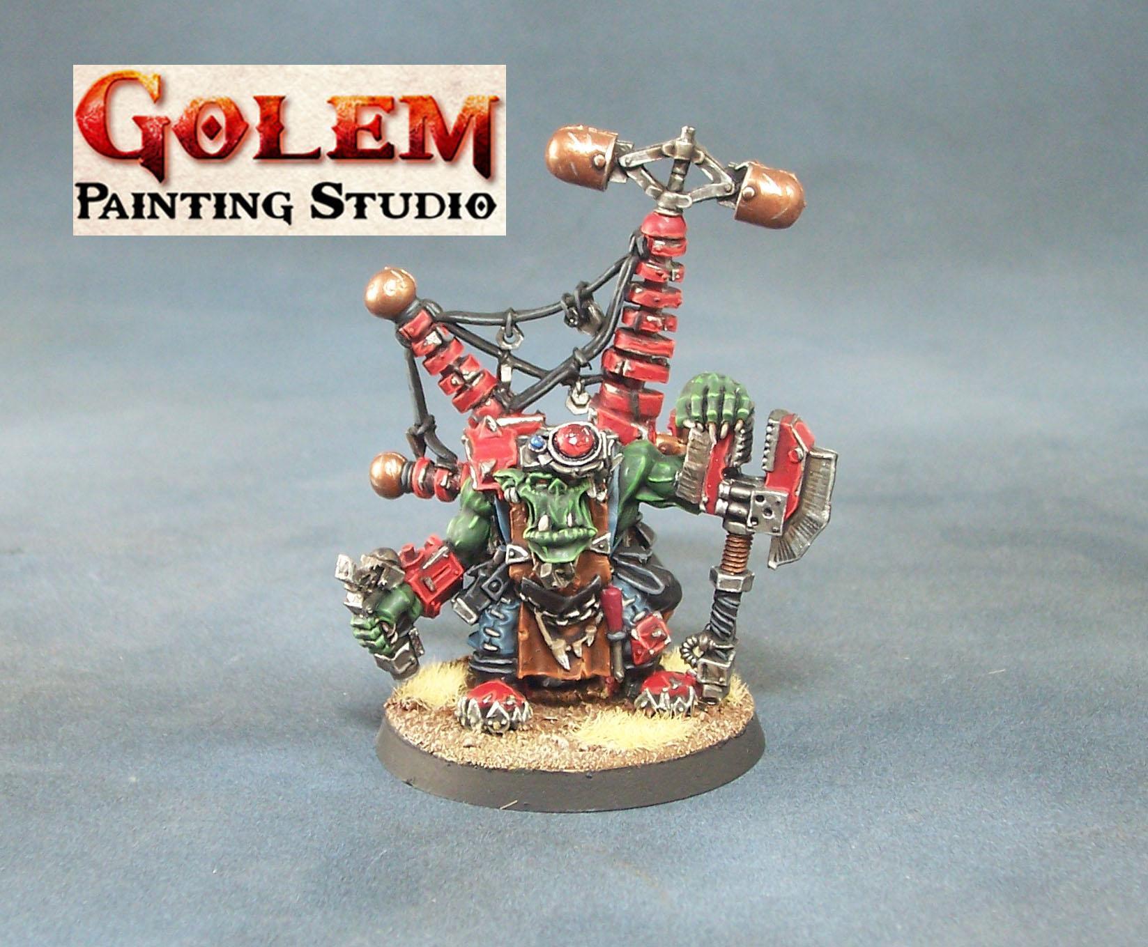 Golem - Mek 2