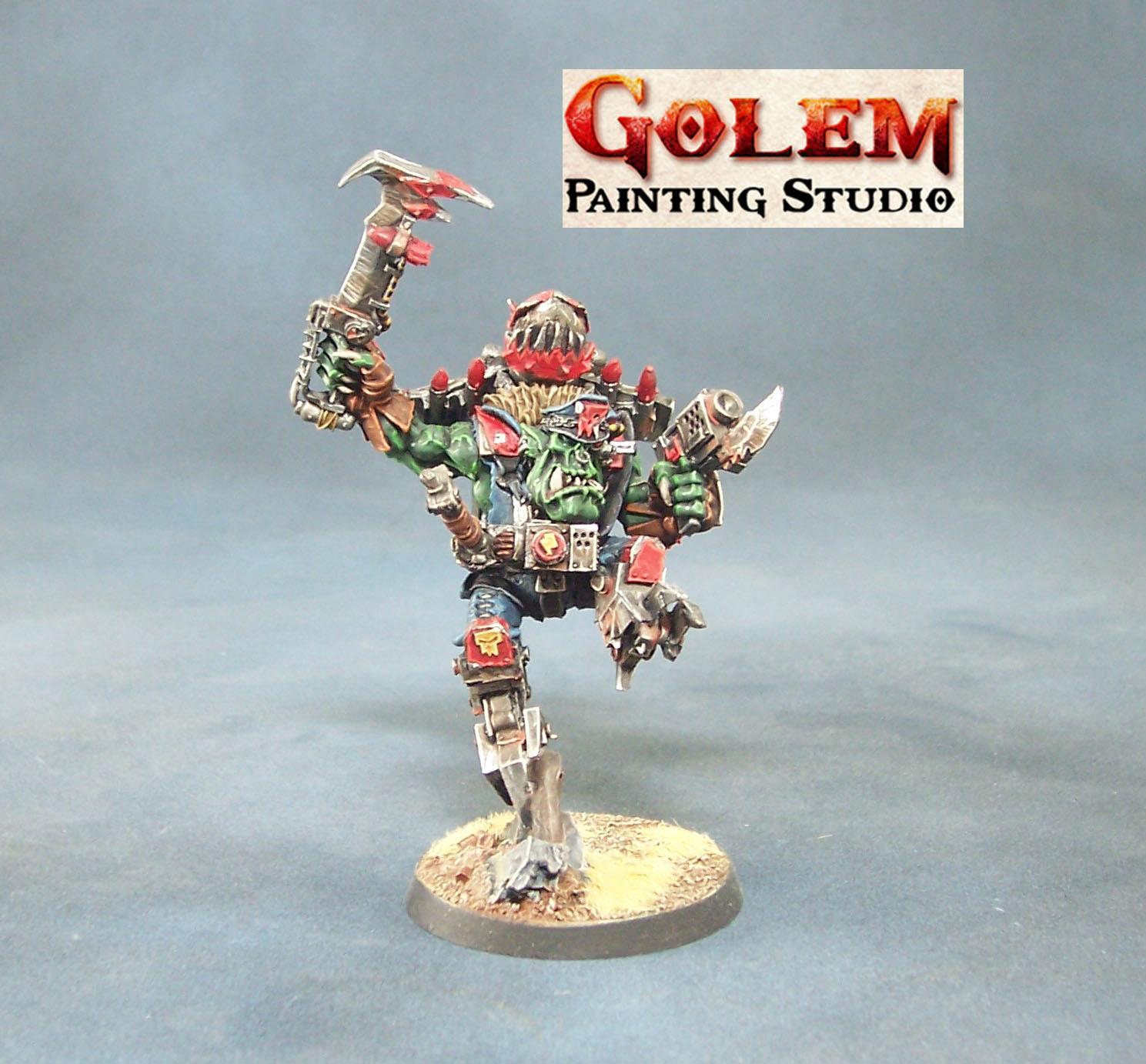 Golem - Zagstruck 1