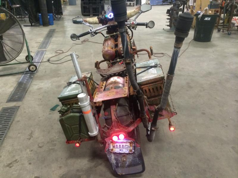 Awesome, Bling, Conversion, Orks, Real Bike, Warbike