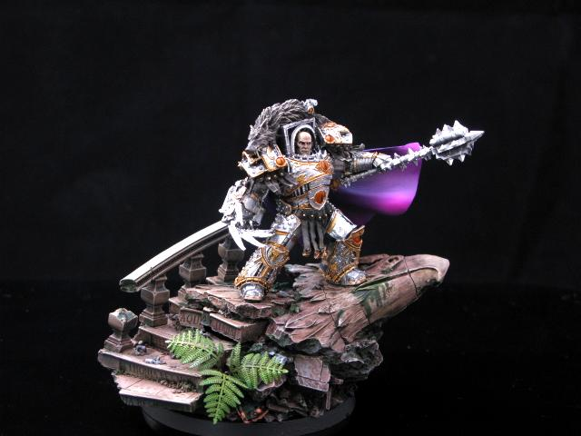 30k, Commission, Gamesworkshop, Horus, Space Marines, Warmaster