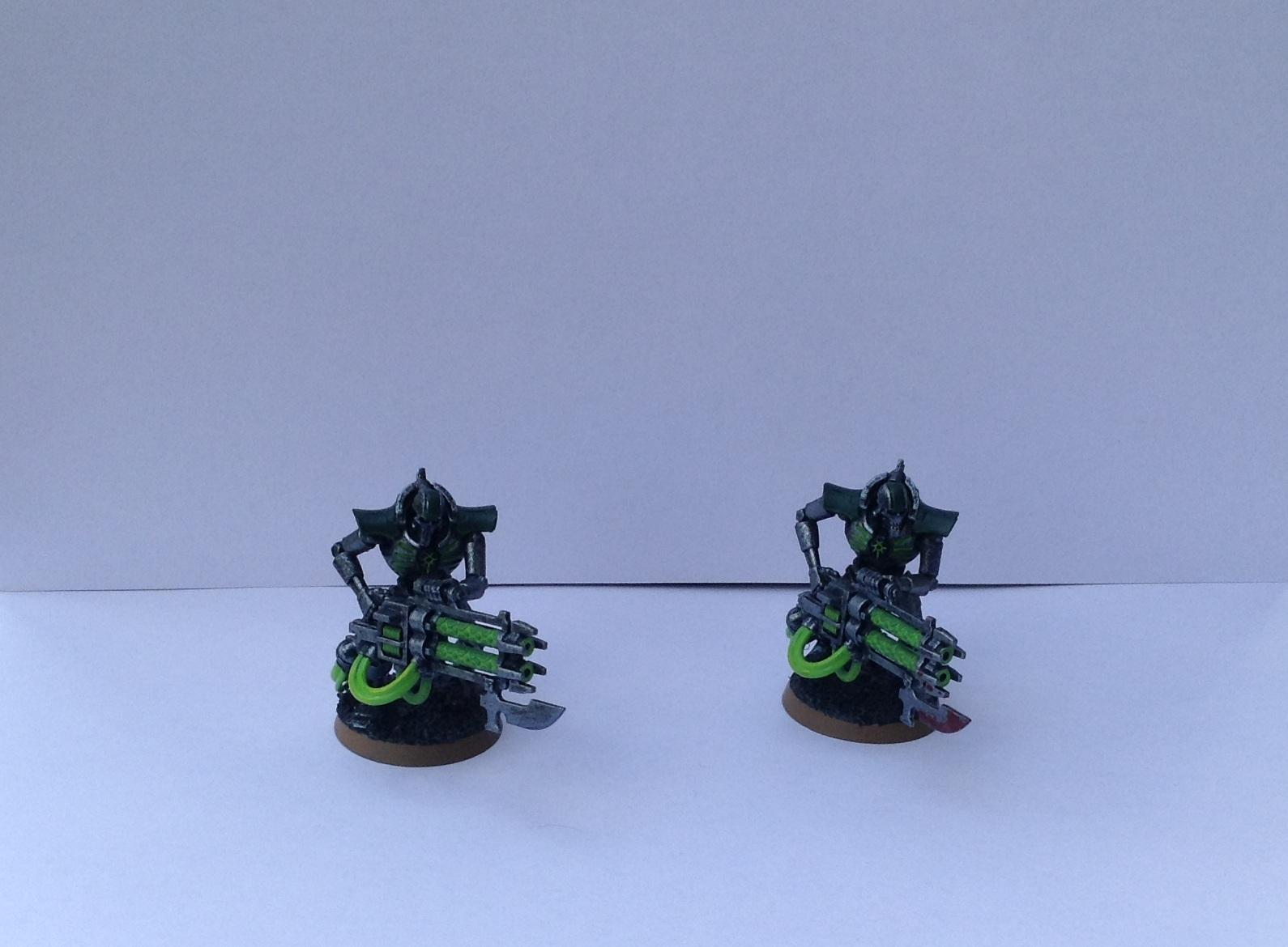 Immortals, Necrons, Troops