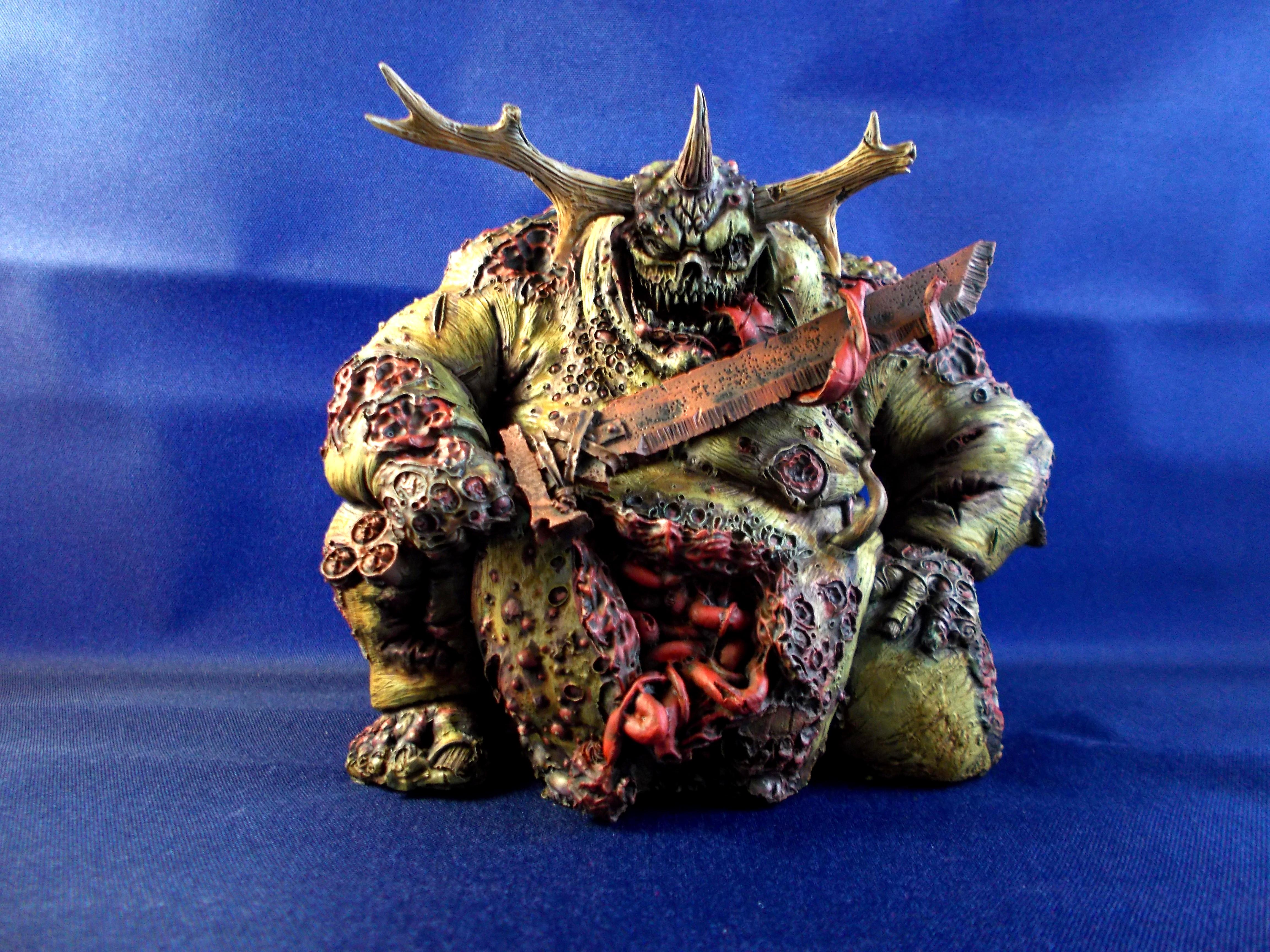 Great Unclean One, Nurgle, Nurgle. Chaos