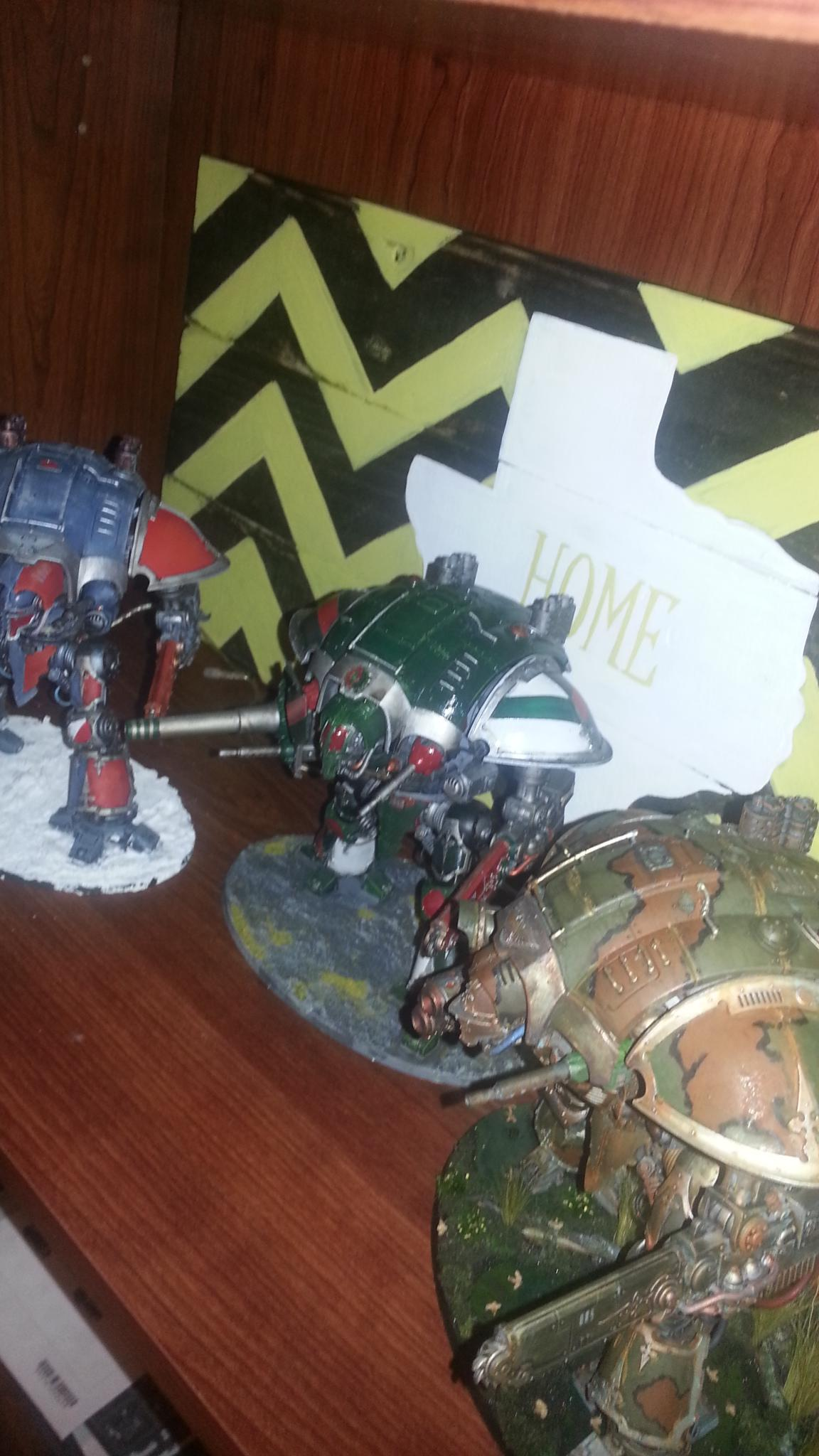 imperial knights, Catachan, space wolces