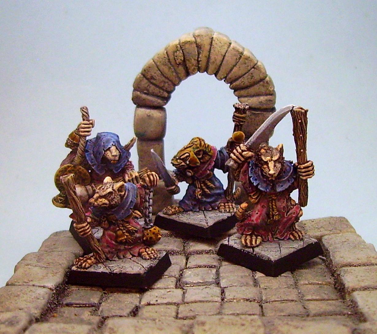 Skaven, Warhammer Fantasy, Warhammer Fantasy Battles