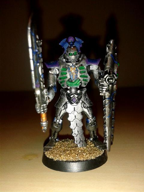 Lychguard, Necrons, Painted
