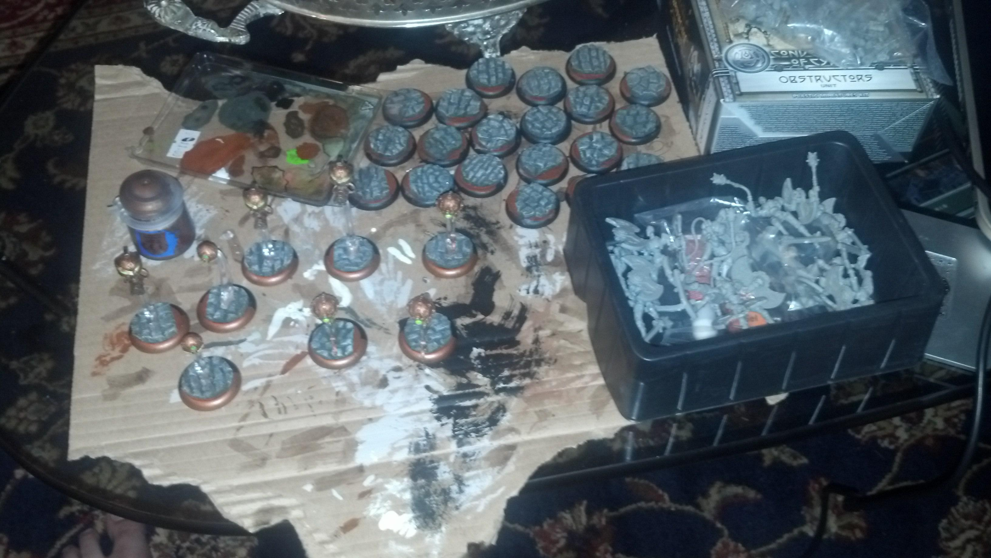 Coc, Convergence, Copper, Cyriss, Hordes, Machines, Privateer Press, Warmachine