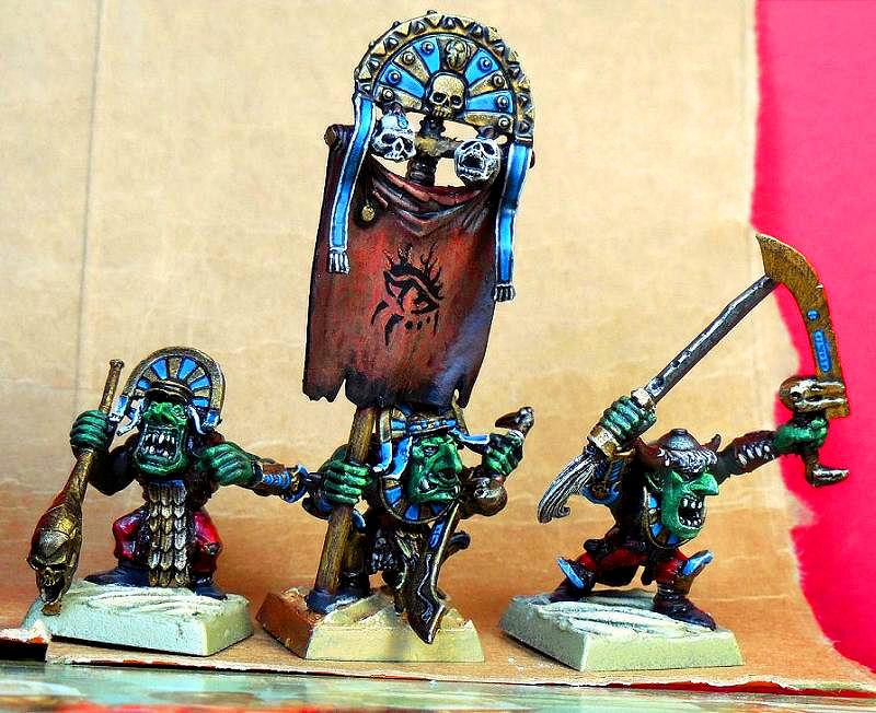 Command, Conversion, Goblins, Orcs, Staff, Tomb Kings