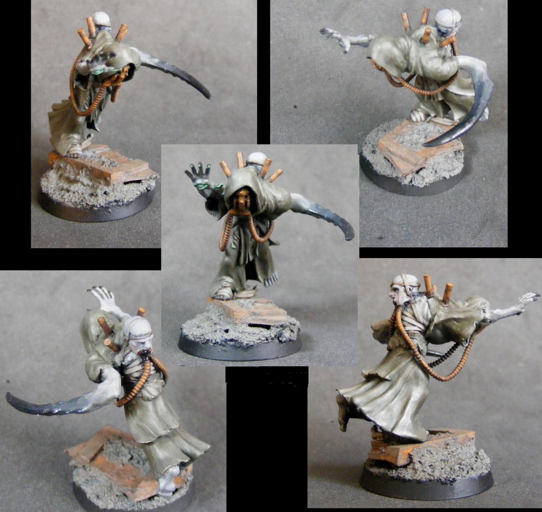 Chaos, Nurgle, Psyker, Warhammer 40,000