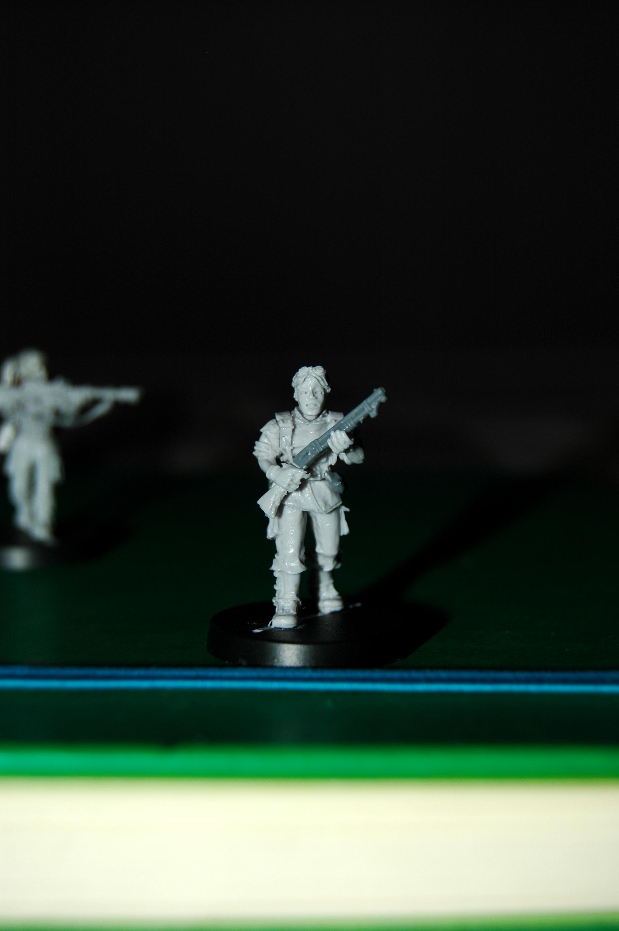Astra Militarum, Imperial Guard, Minerva, Minervan Guard, Shotgun, Veteran, Victoria Lamb