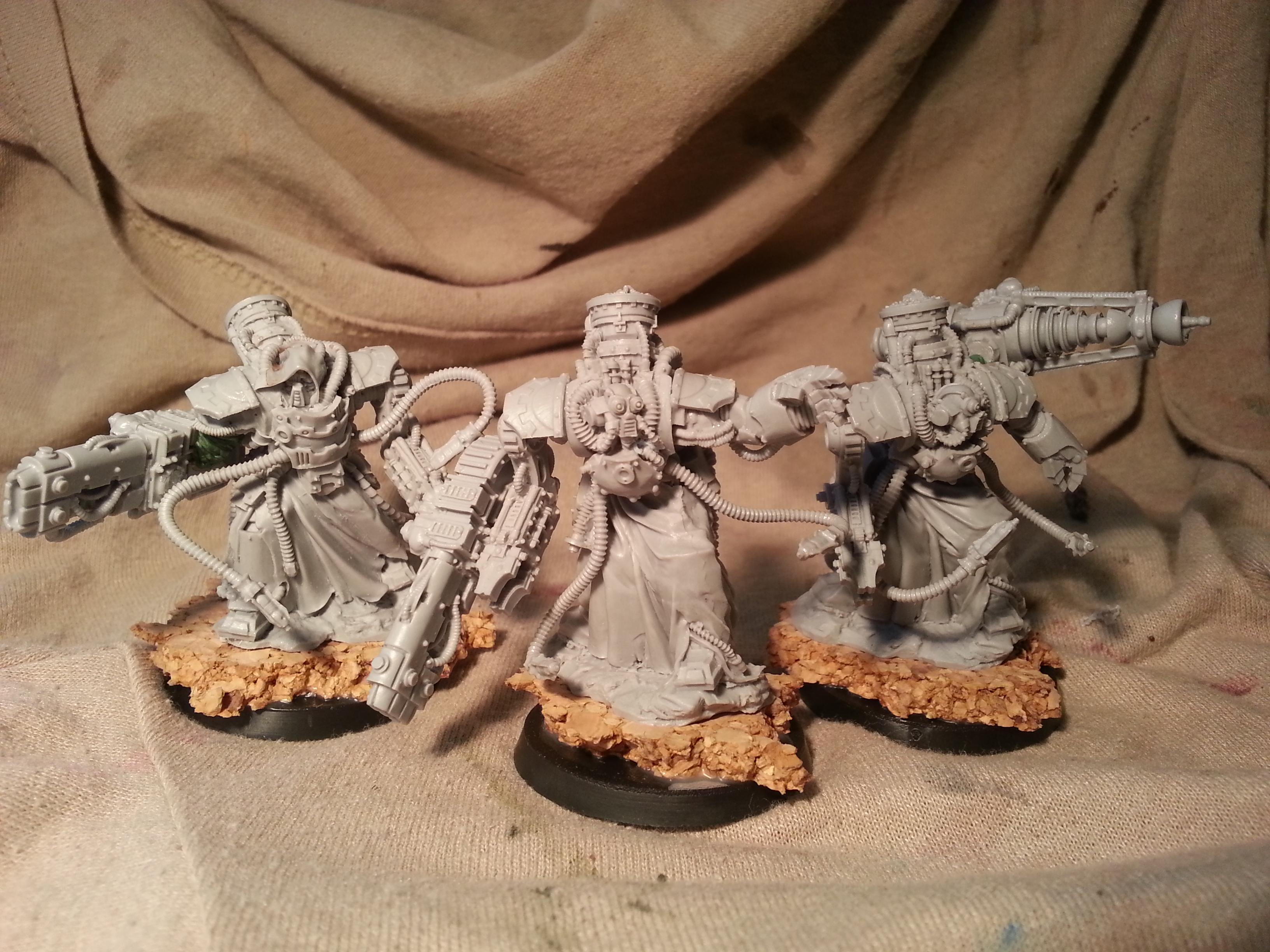 30k, Mechanicum, Myrmidons, Warhammer 40,000