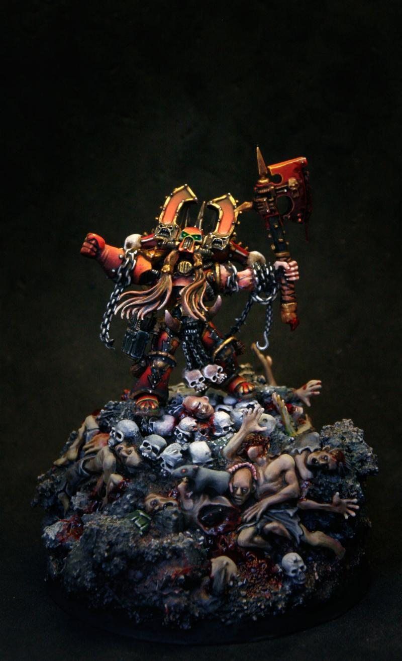 Chaos, Kharn, Khorn, Warhammer 40,000, World Eaters
