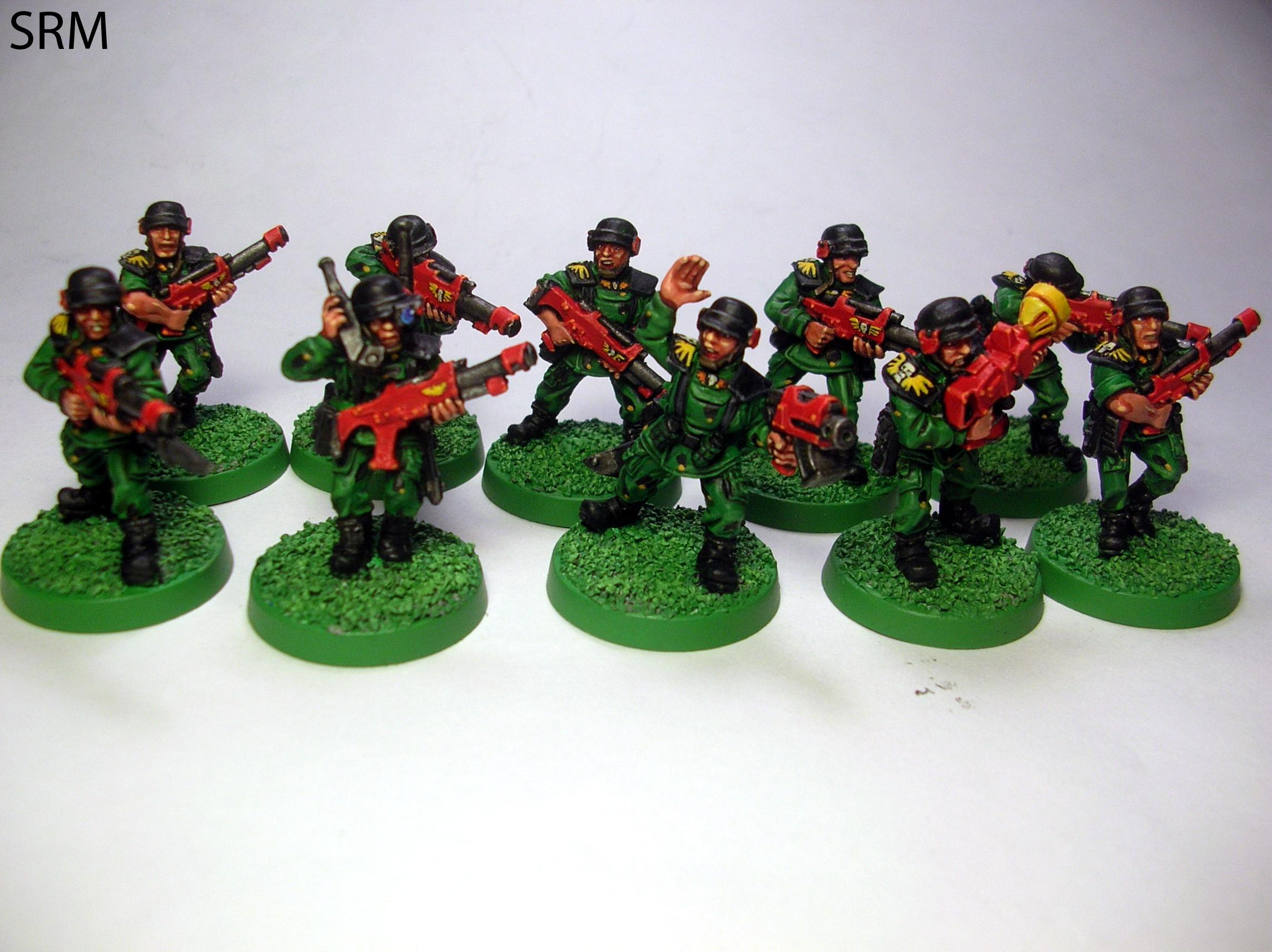 2nd Edition, Cadians, Out Of Production, Retro