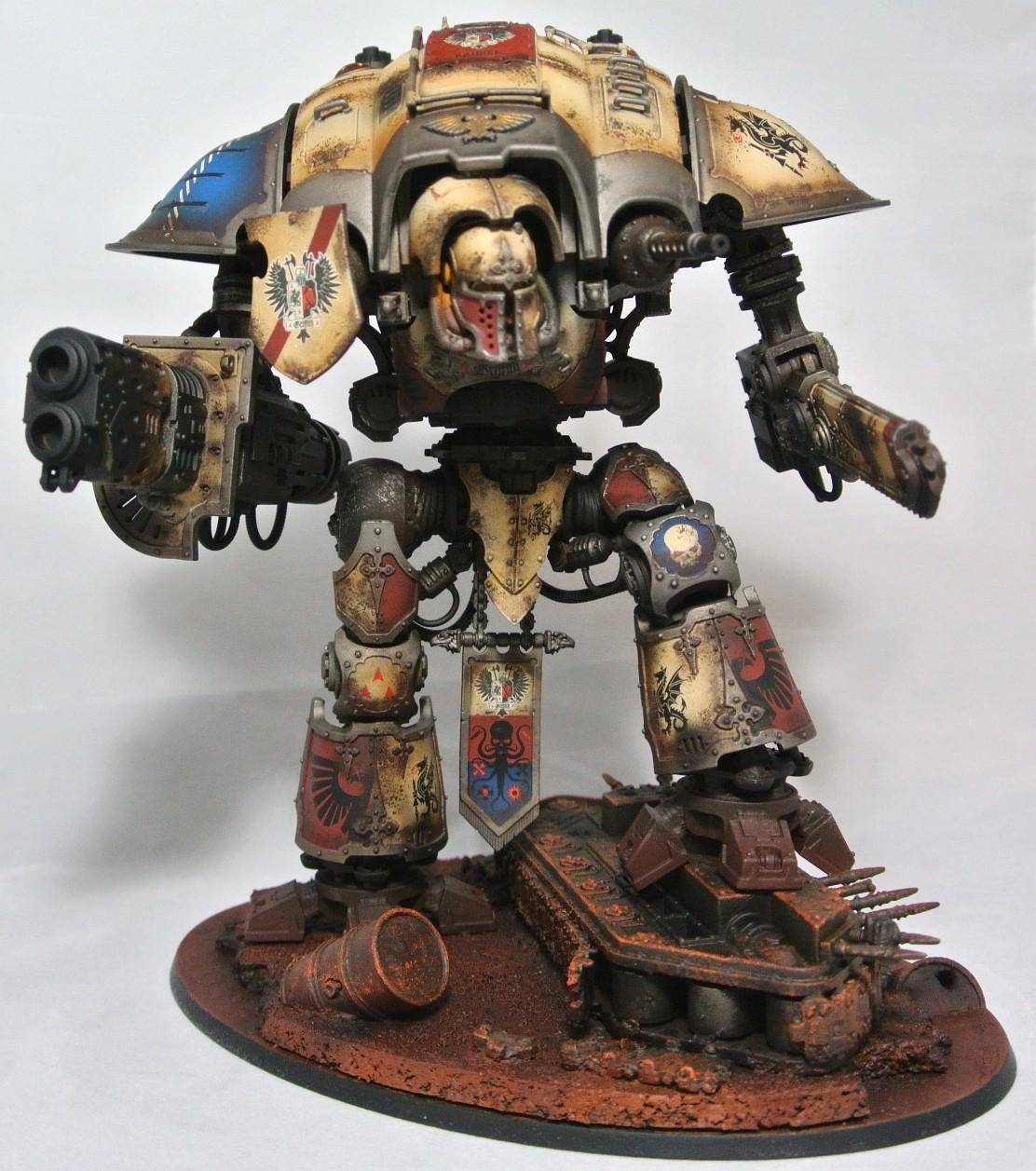 Imperial Knight, Titan