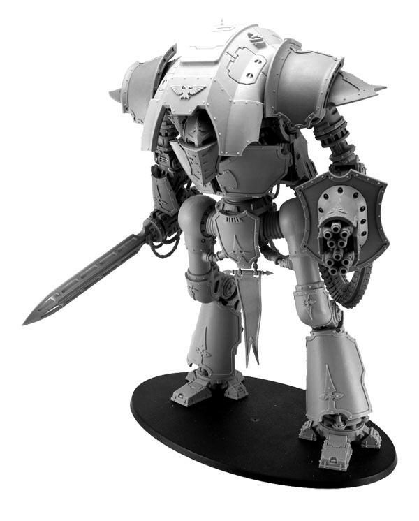 Forge World, Knight Catigator, Super-heavy, Walker
