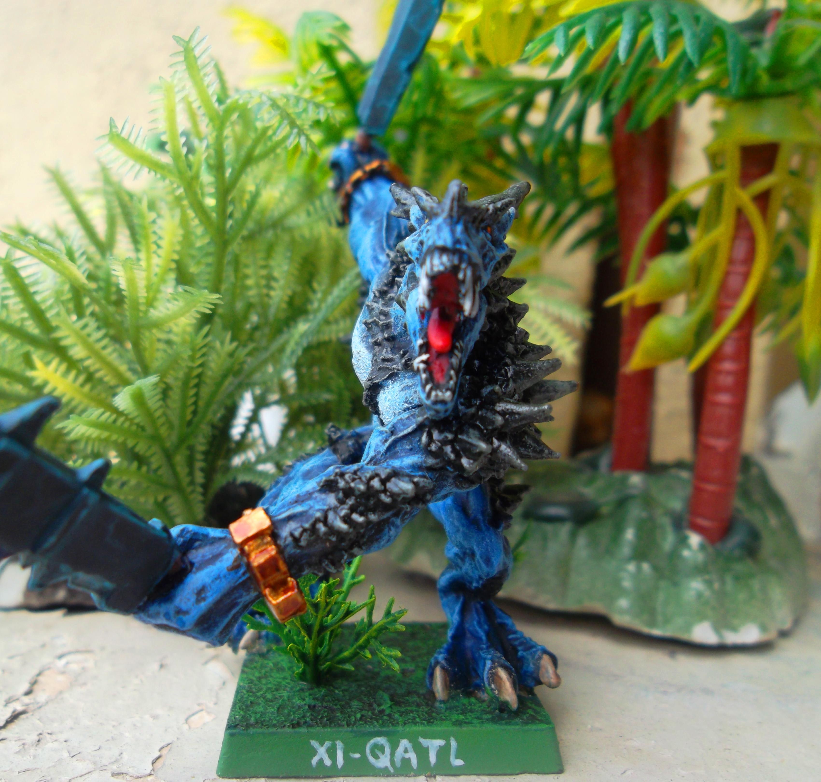 Assault, Avatars Of War, Dinosaur, Kroxigor, Lizardmen, Saurian, Saurus