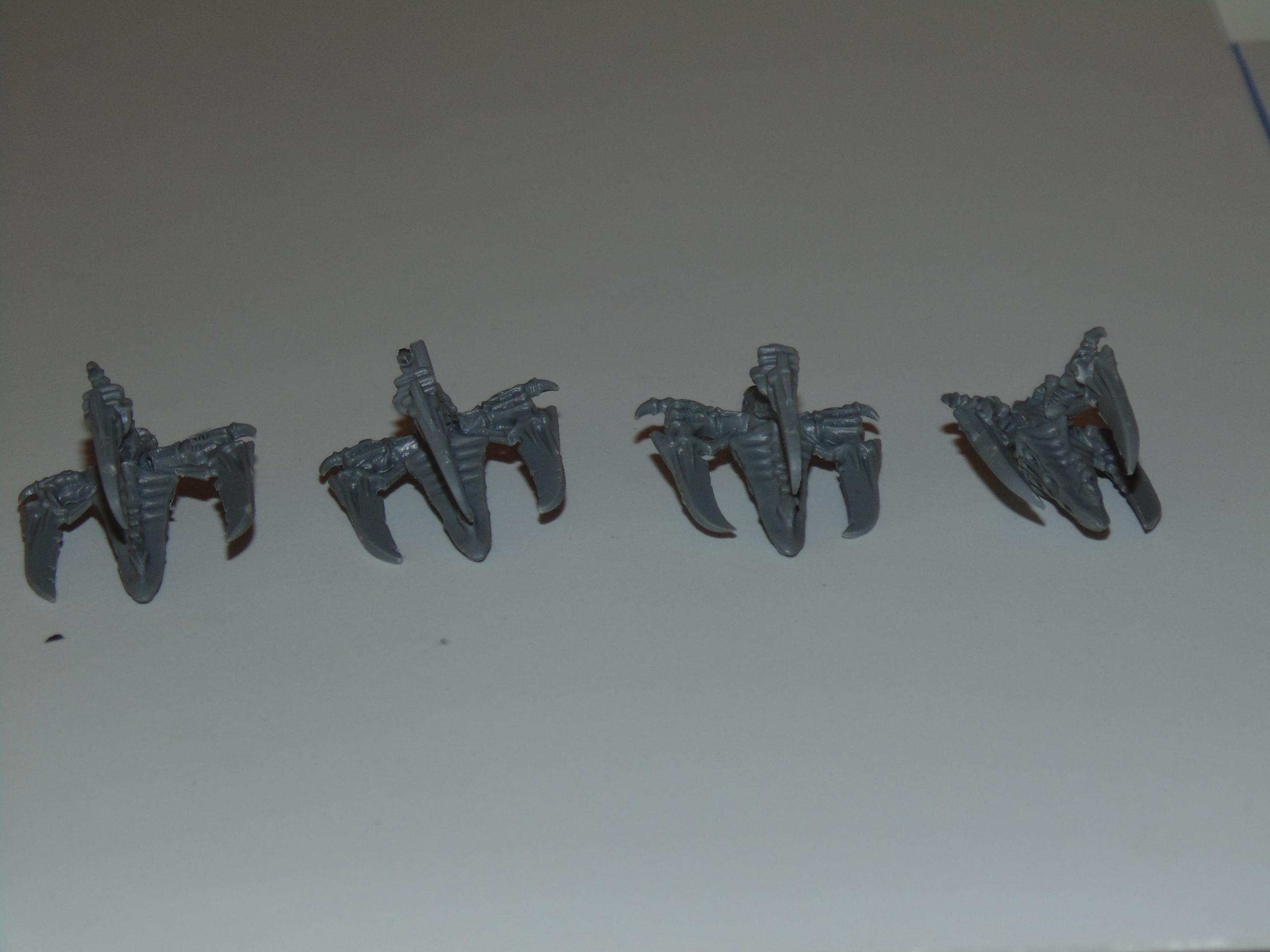 Battlefleet, Battleship, Conversion, Drone, Escort, Fleet, Gothic, Hive, Imperial, Kraken, Mothership, Scratch, Scratch Build, Ship, Ships, Tyranids, Vanguard