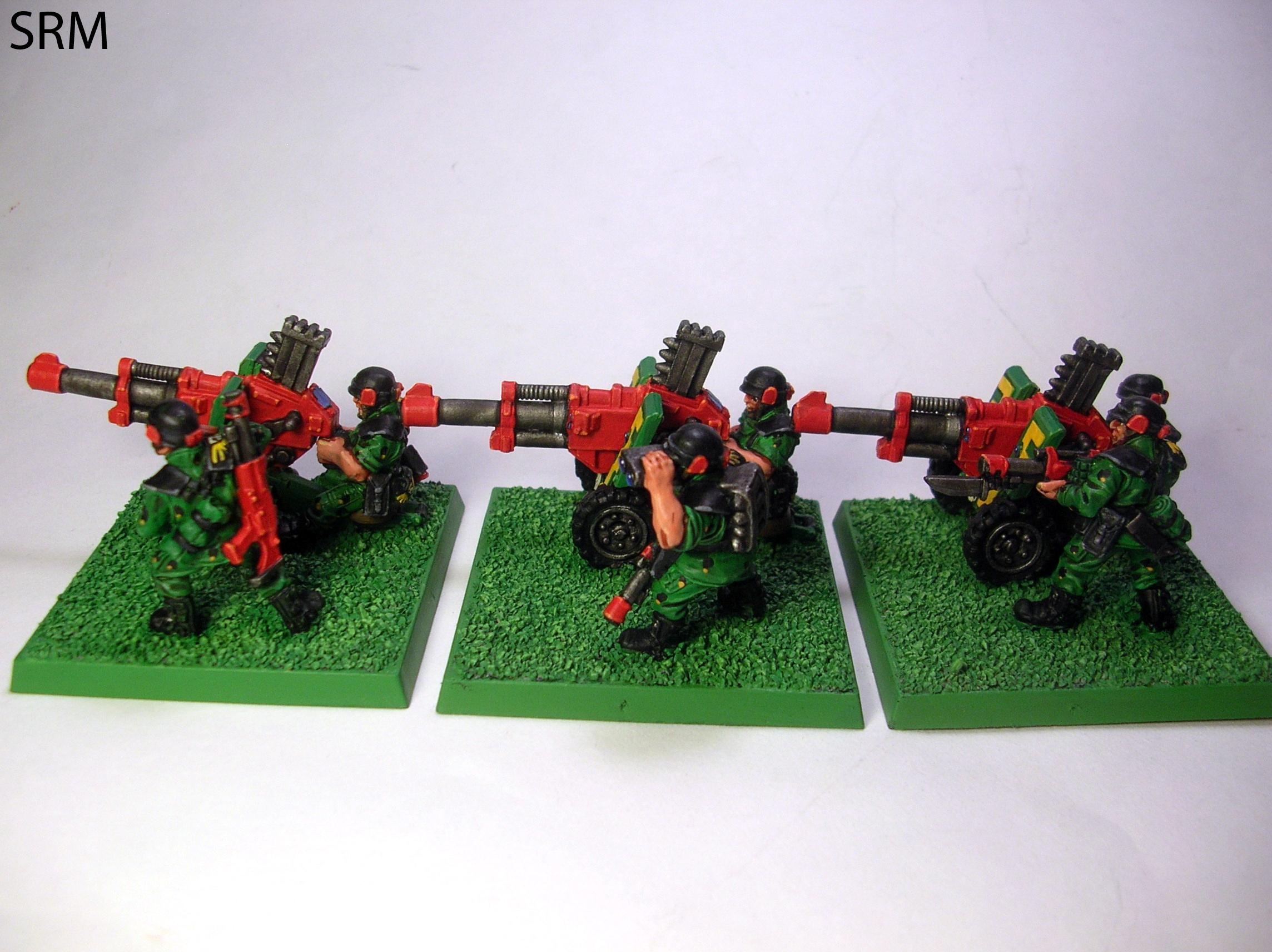 2nd Edition, Autocannon, Cadians, Out Of Production, Retro