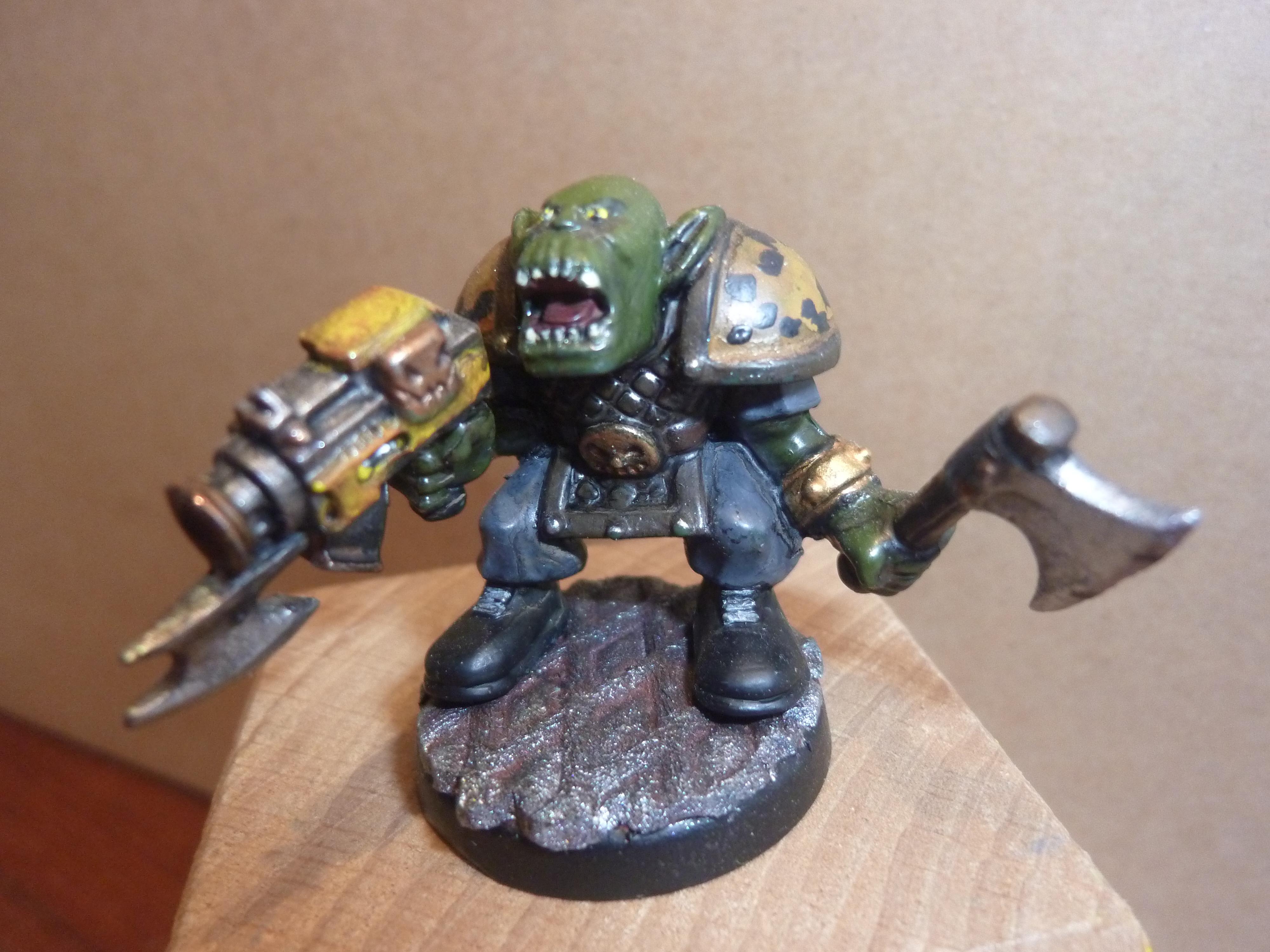 Bad Moons, Orks, Space Crusade, Warhammer 40,000
