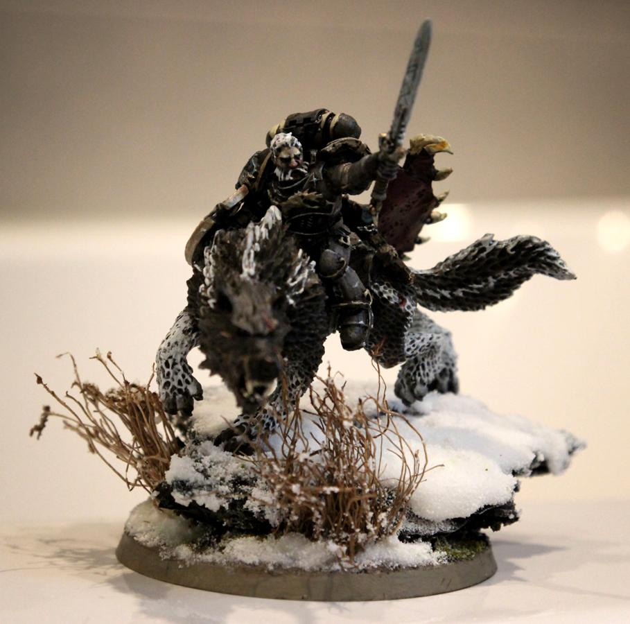 General, Space Wolves, Thunderwolf, Warhammer 40,000