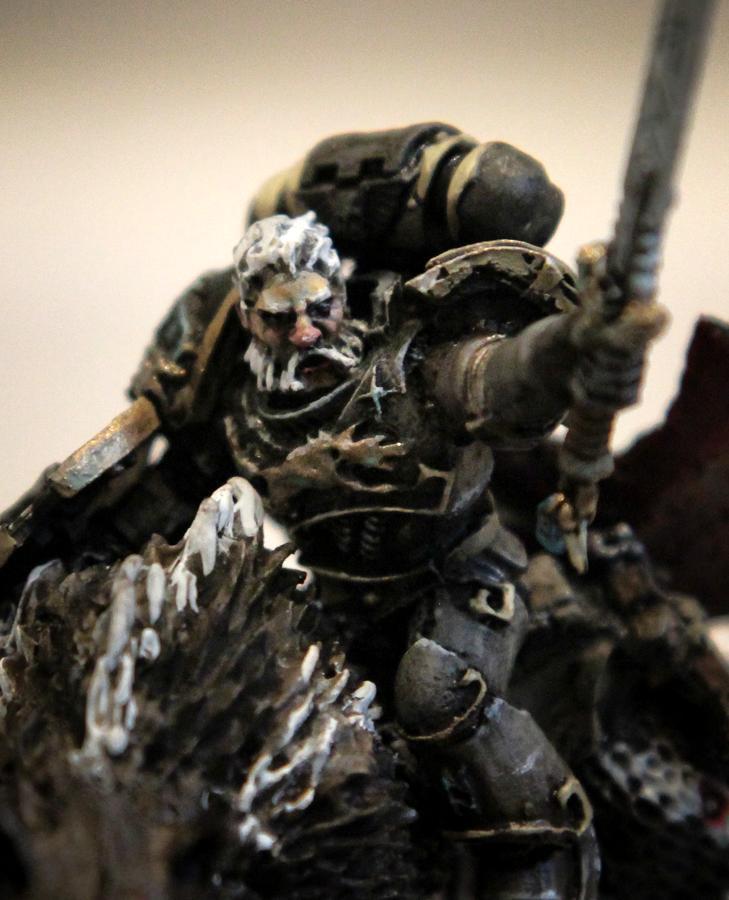 General, Head, Space Wolves, Thunderwolf, Warhammer 40,000