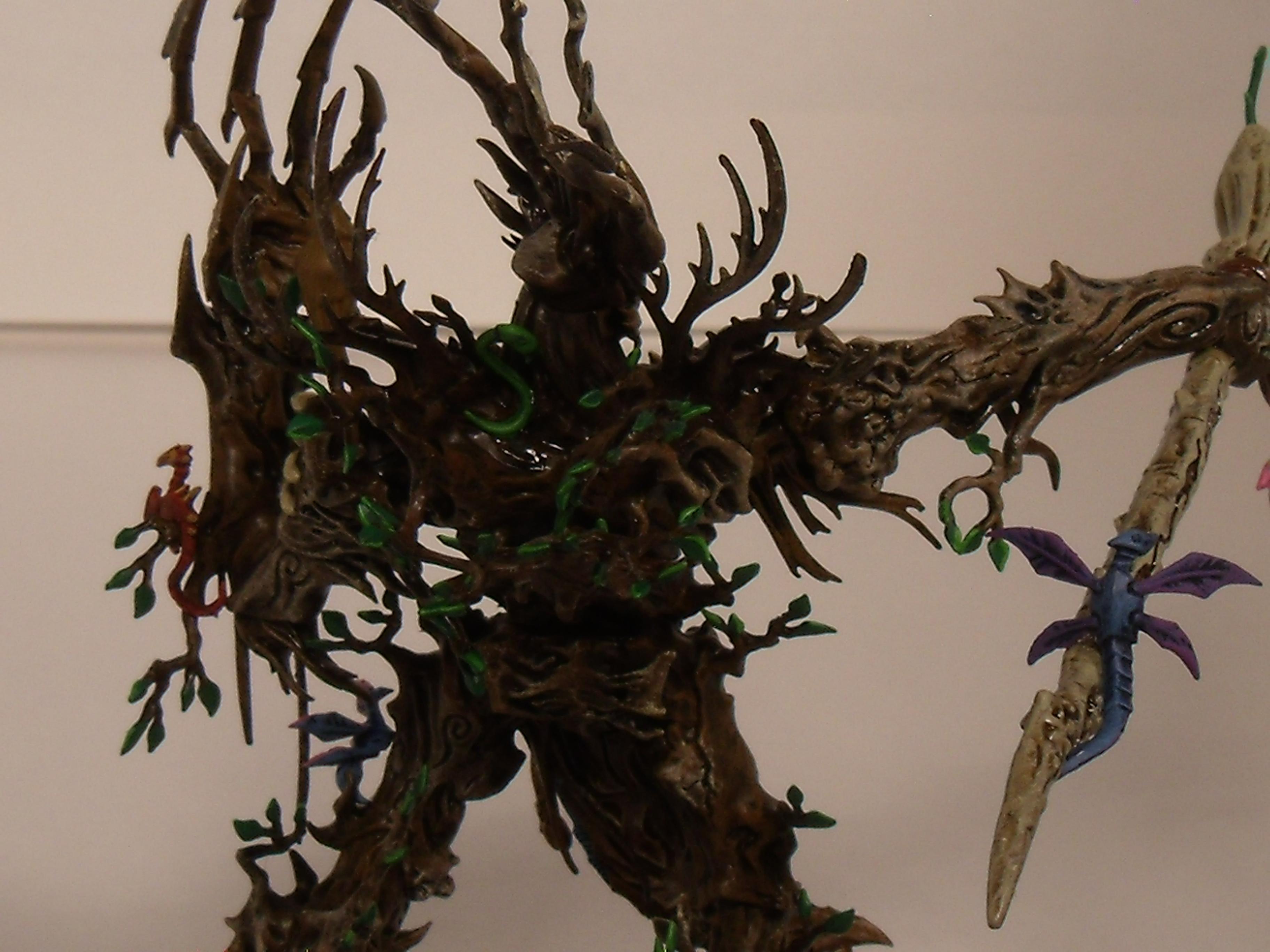 Ancient, Bugs, Elves, Ent, Staff, Treeman, Trees, Wood