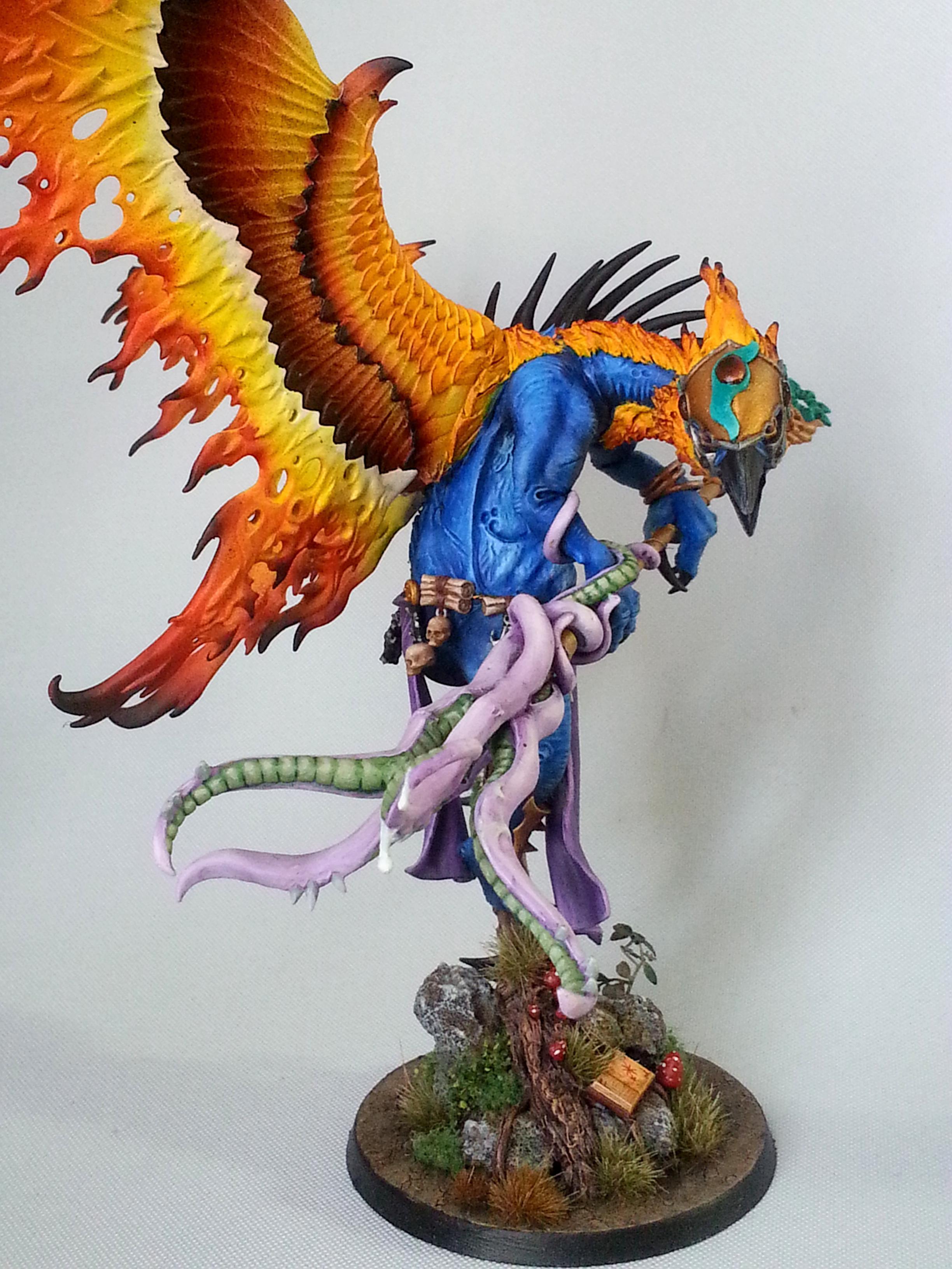 Chaos, Lord Of Change, Tzeentch