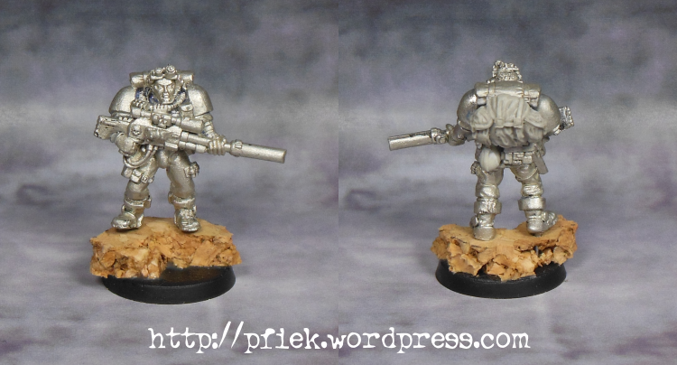 Conversion, Scouts, Warhammer 40,000, Work In Progress
