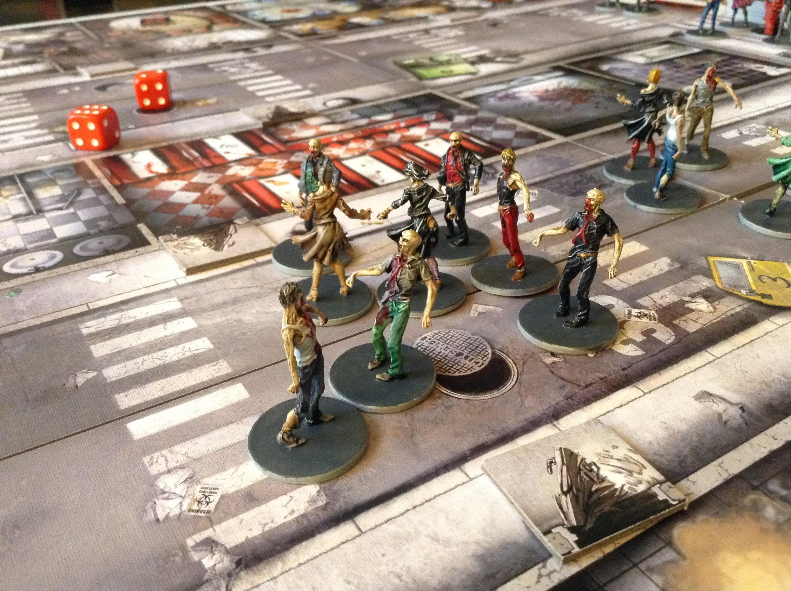 Boardgame, Mbicide, Sopravvissuti, Survivors, Zombi, Zombicide, Zombie