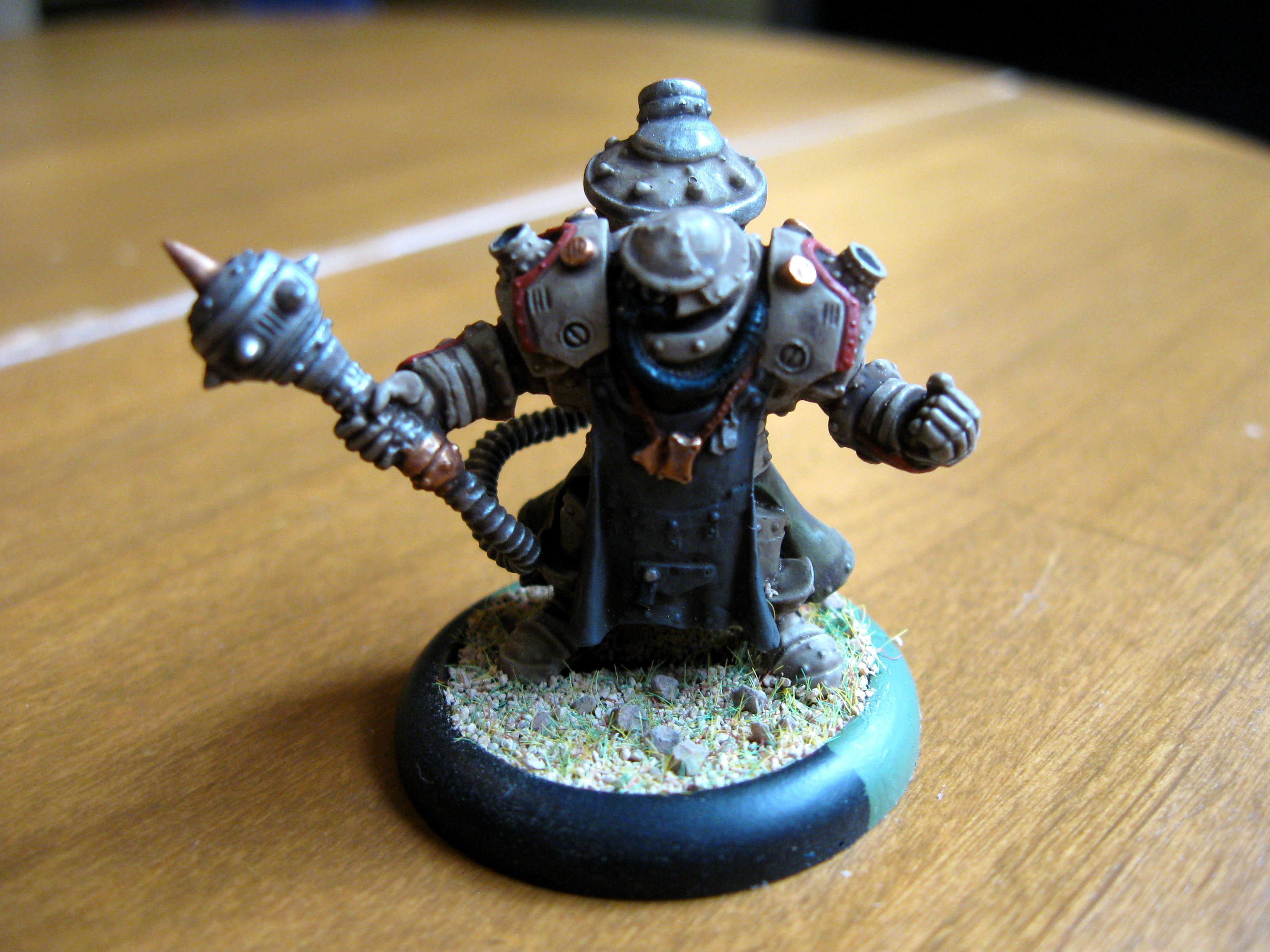 Dwarves, Mercenary, Privateer Press, Rhulic, Searforge, Warmachine