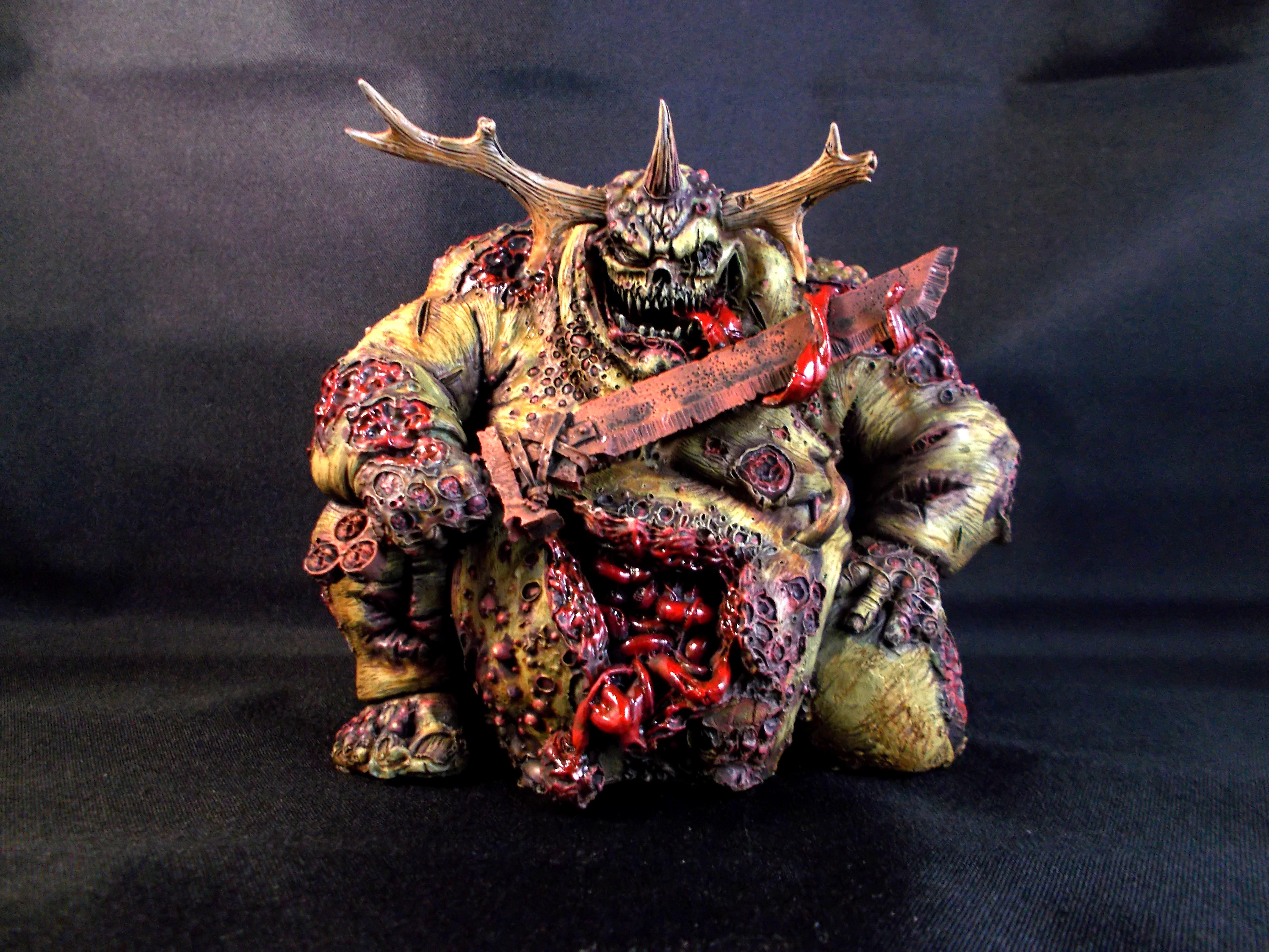 Great Unclean One, Nurgle