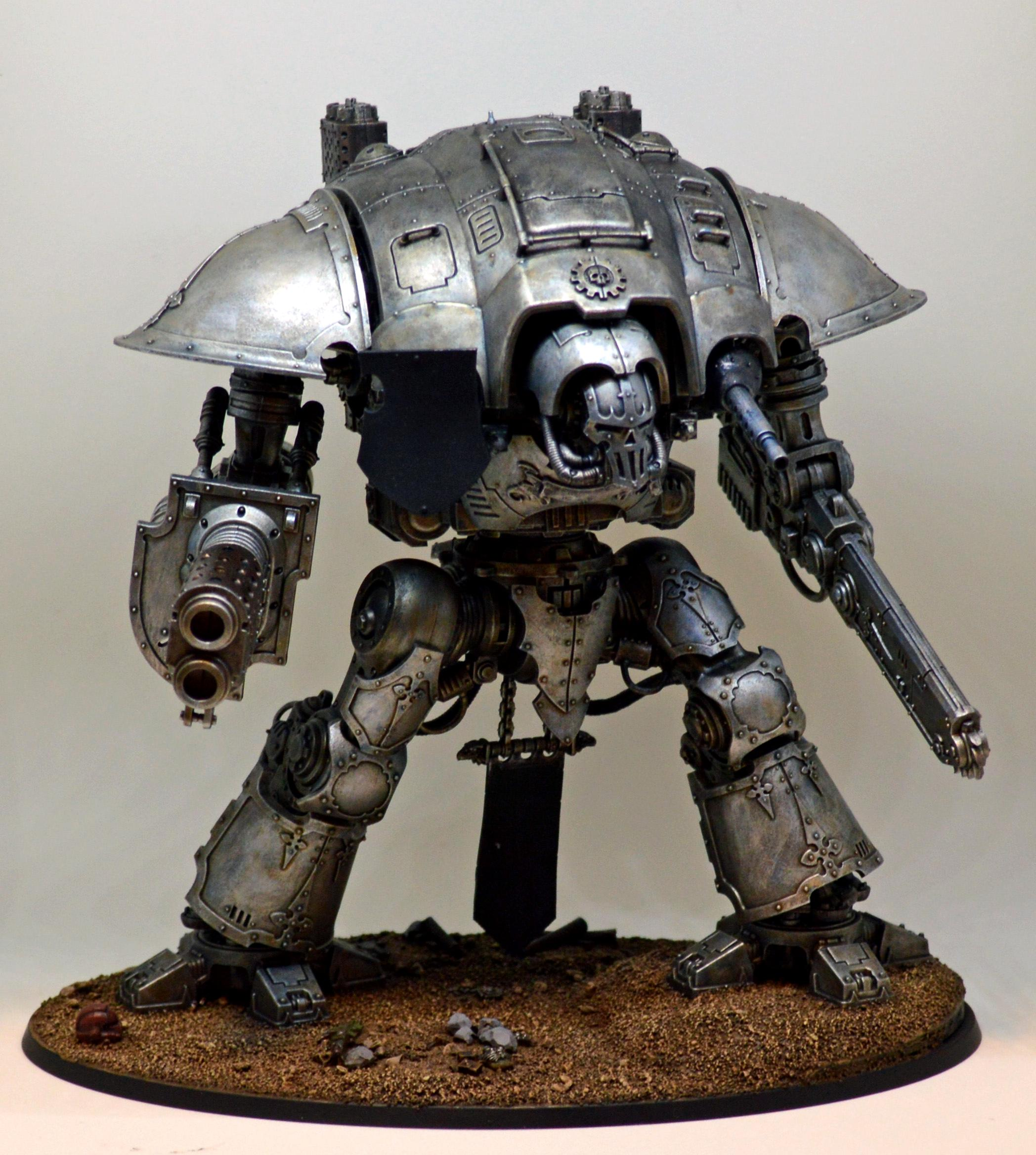 Imperial, Knights, Work In Progress