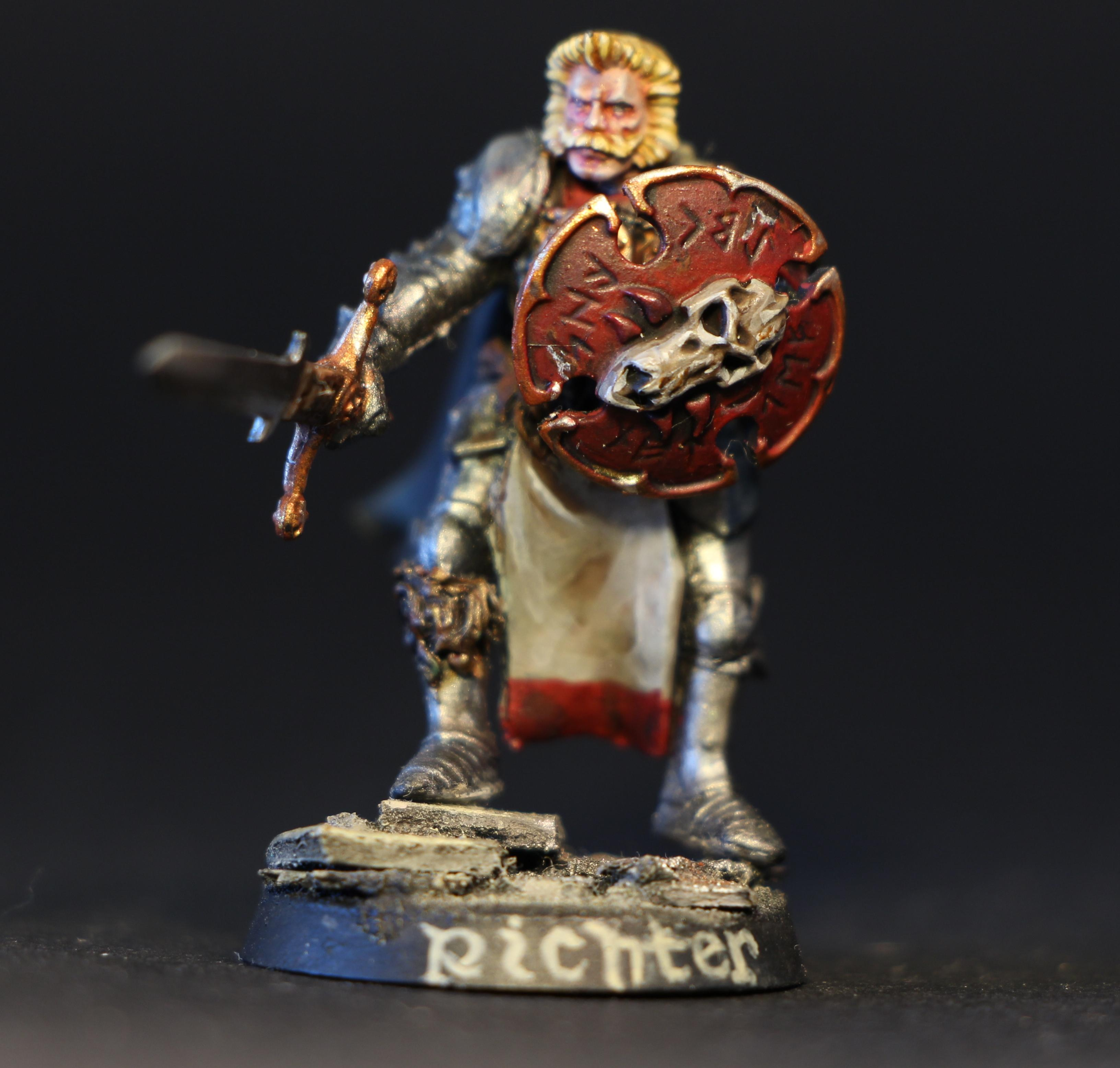 Richter Templehof, ex knight of the white wolf