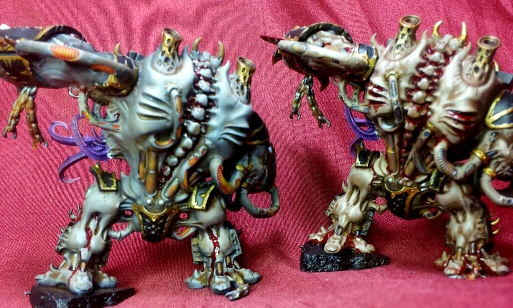 Chaos, Helbrute, Space Marines