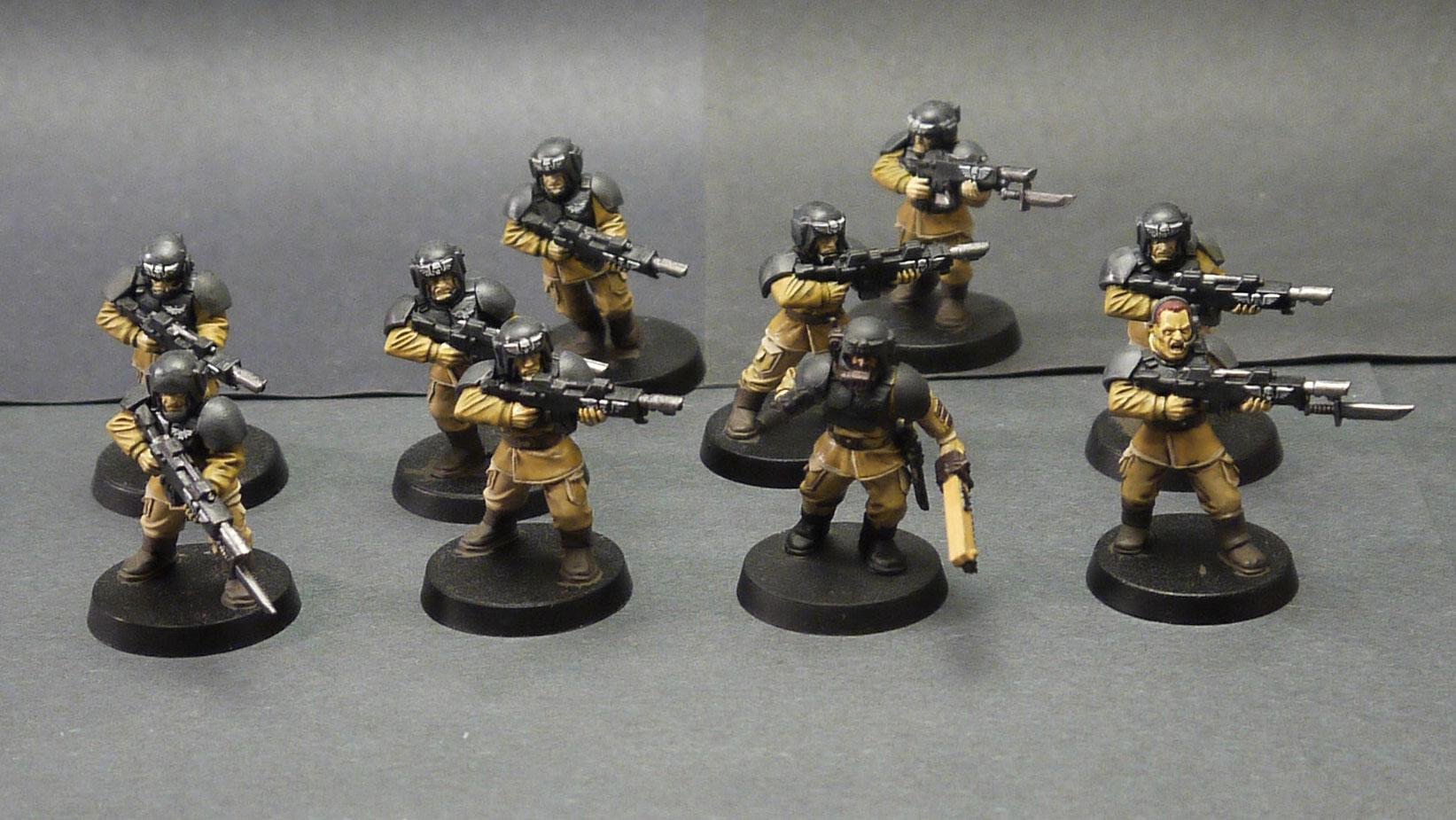 Am, Astra Militarum, Imperial Guard