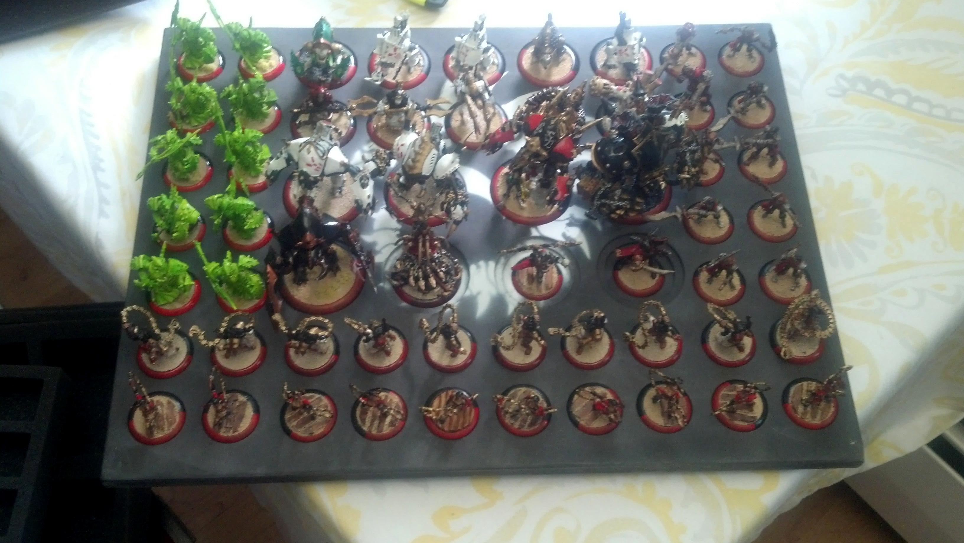 Cryx, Display Board, Hordes