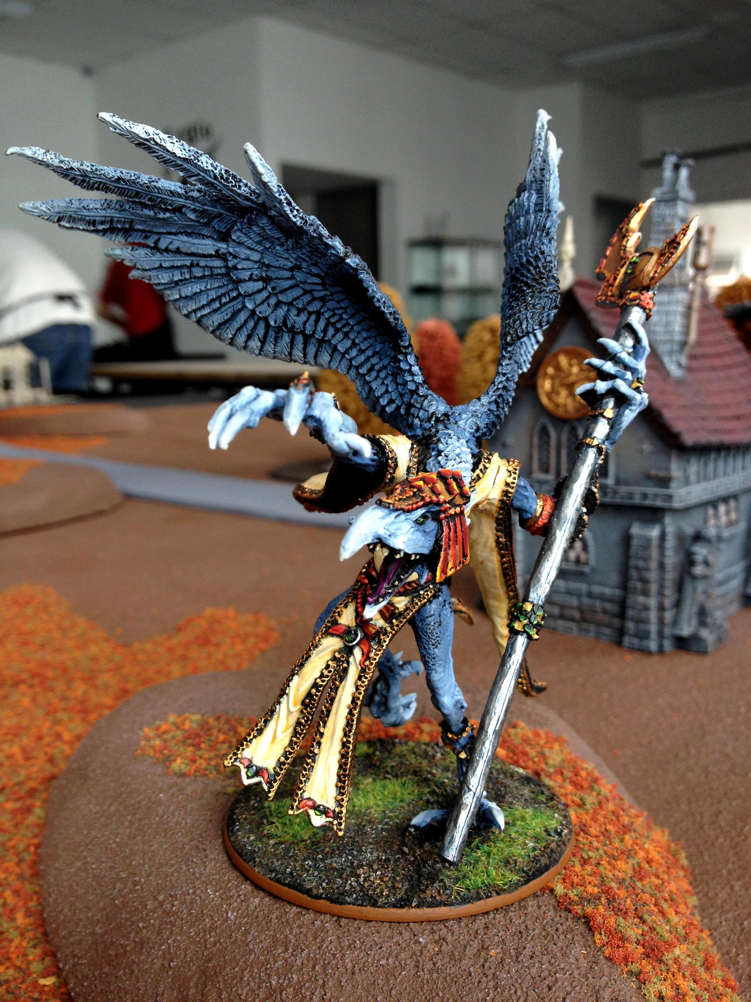 Greater Daemon Of Tzeentch, Lord Of Change, Thousand Sons, Tzeentch