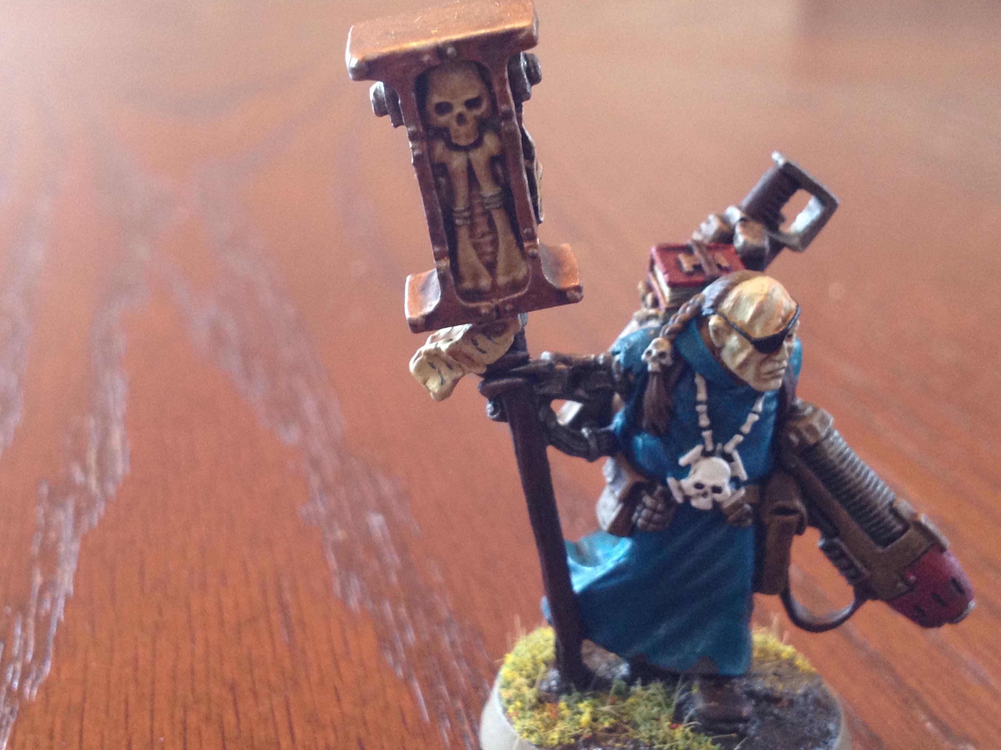Confessor, Imperial Guard, Inquisiton, Priest